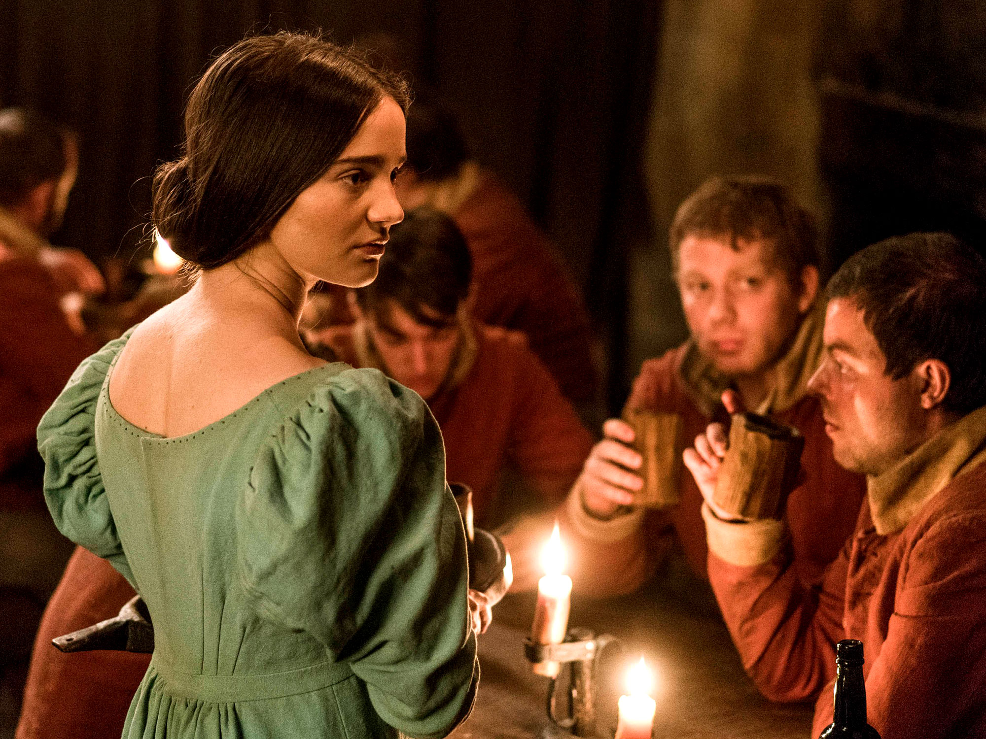 Aisling Franciosi in The Nightingale (2018)
