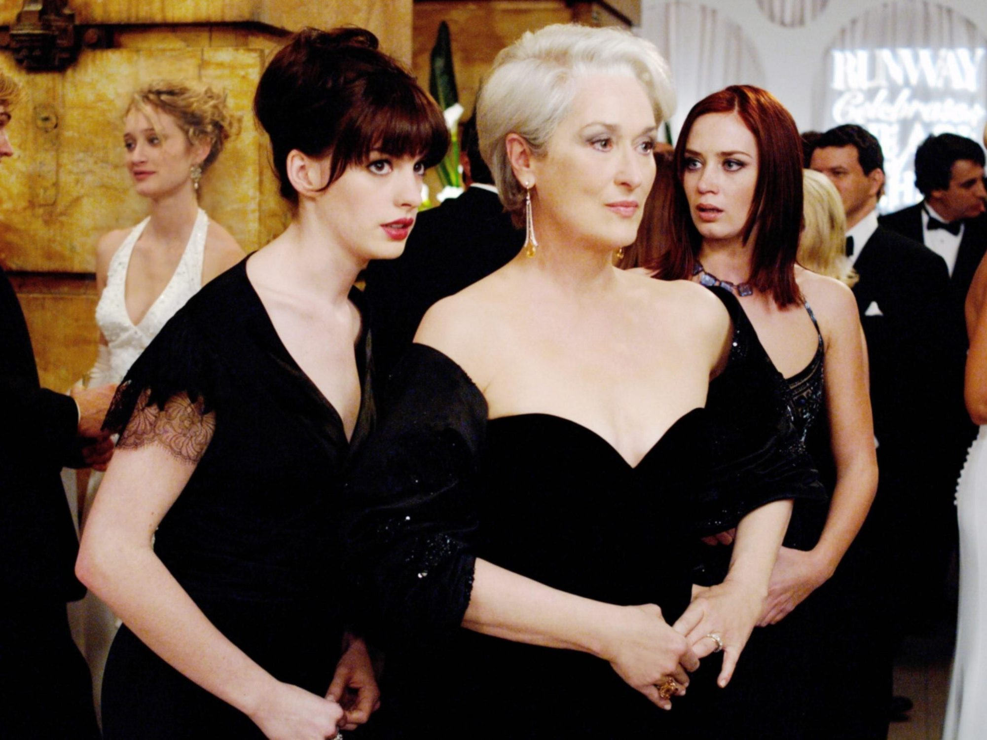 The Devil Wears Prada is getting ...