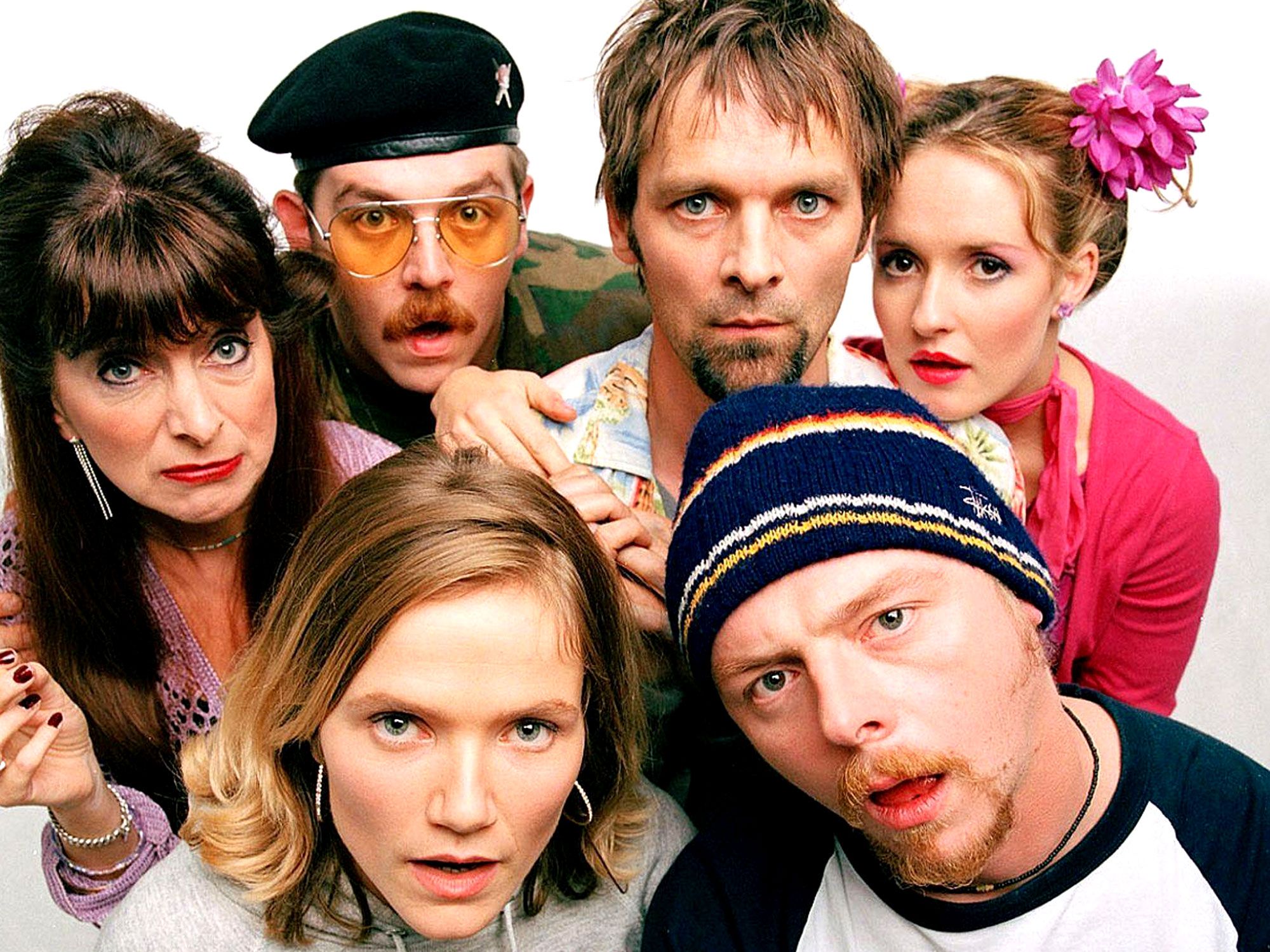 Spaced at 20: How we made a British cult classic