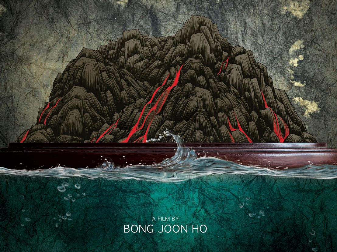 Check out the brand new international poster for Bong Joon ...
