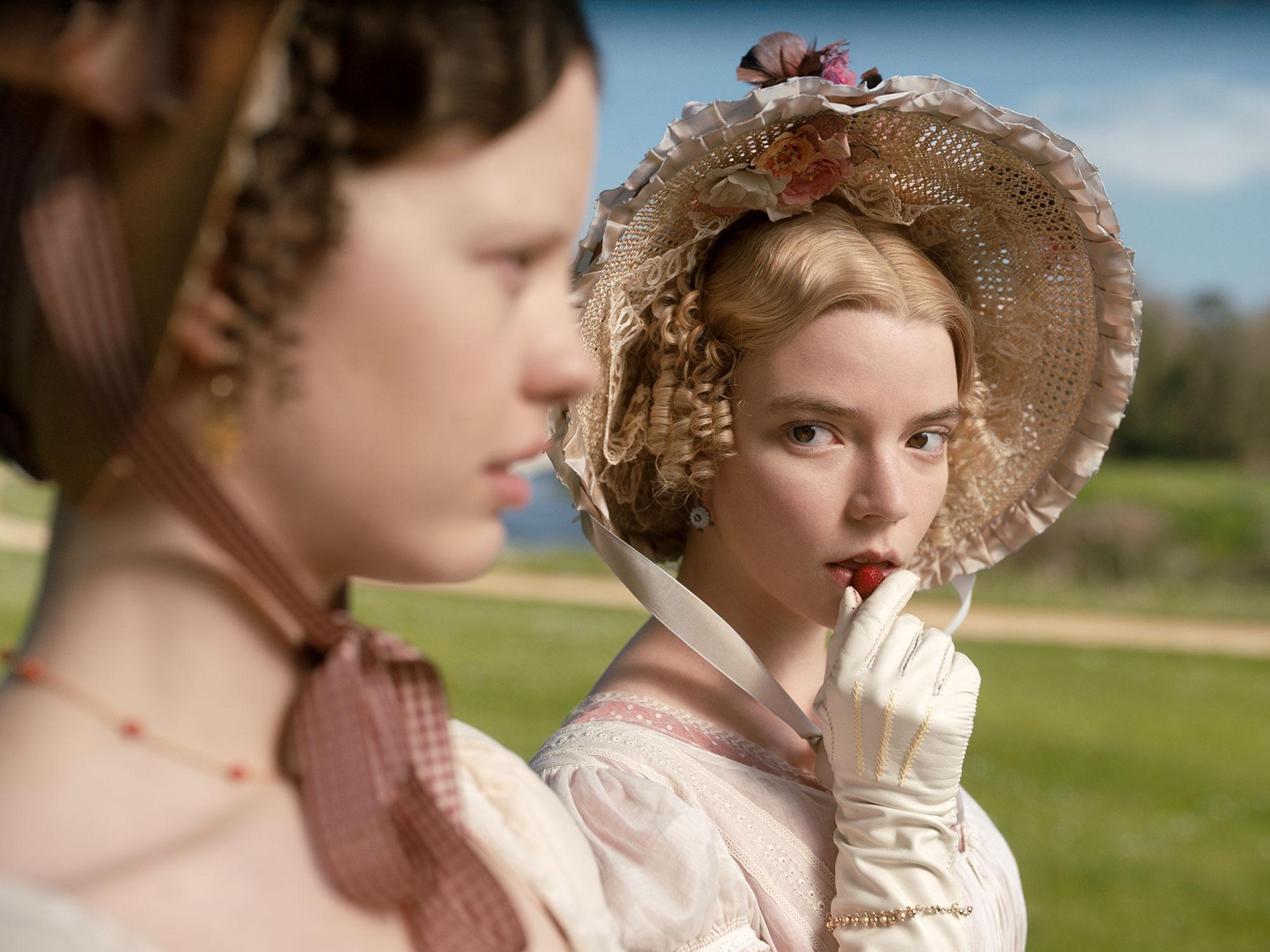 Anya Taylor-Joy in Emma (2020)