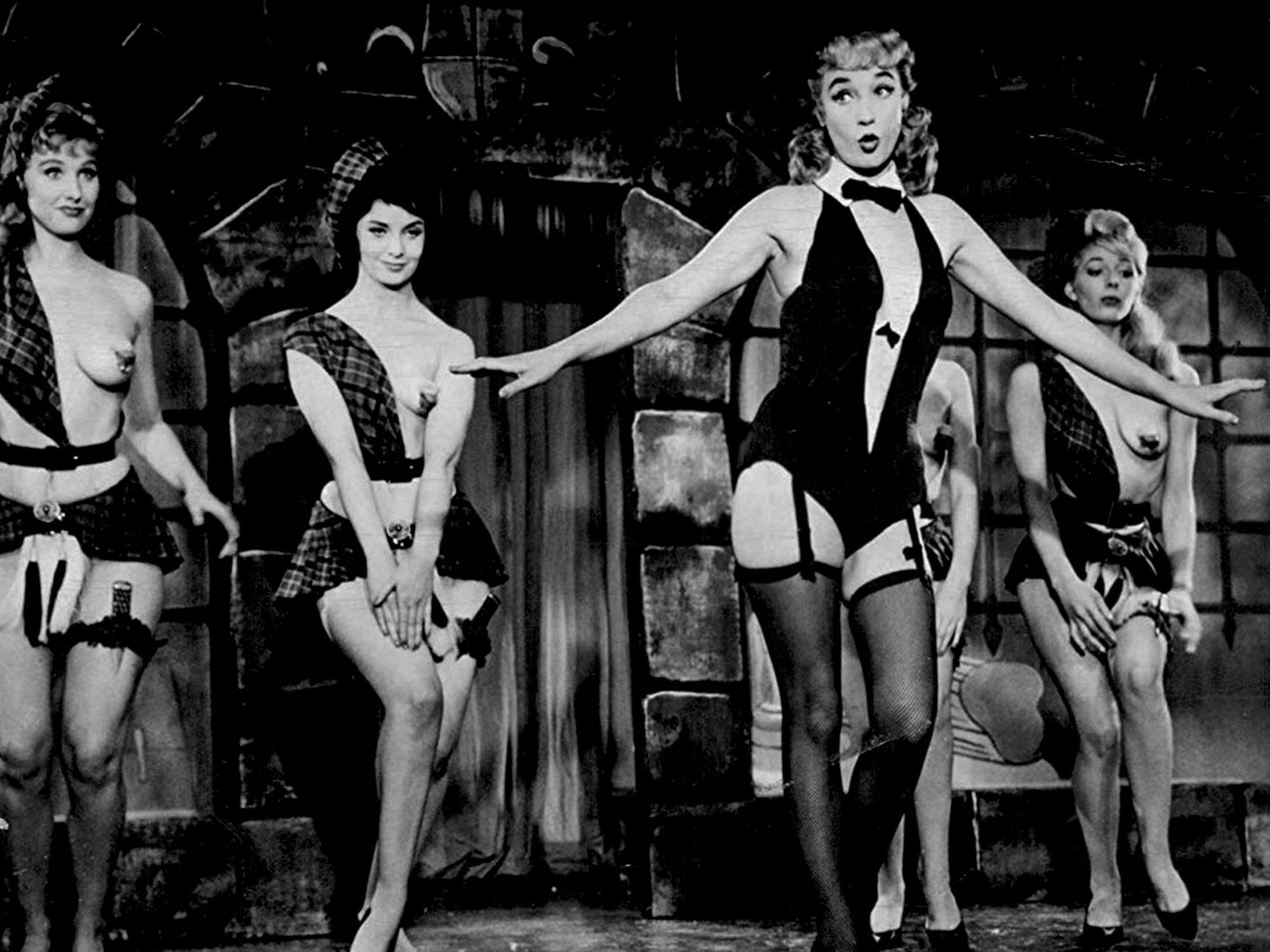 Milk bars, jazz and showgirls: The intoxicating world of Expresso Bongo, Wustoo