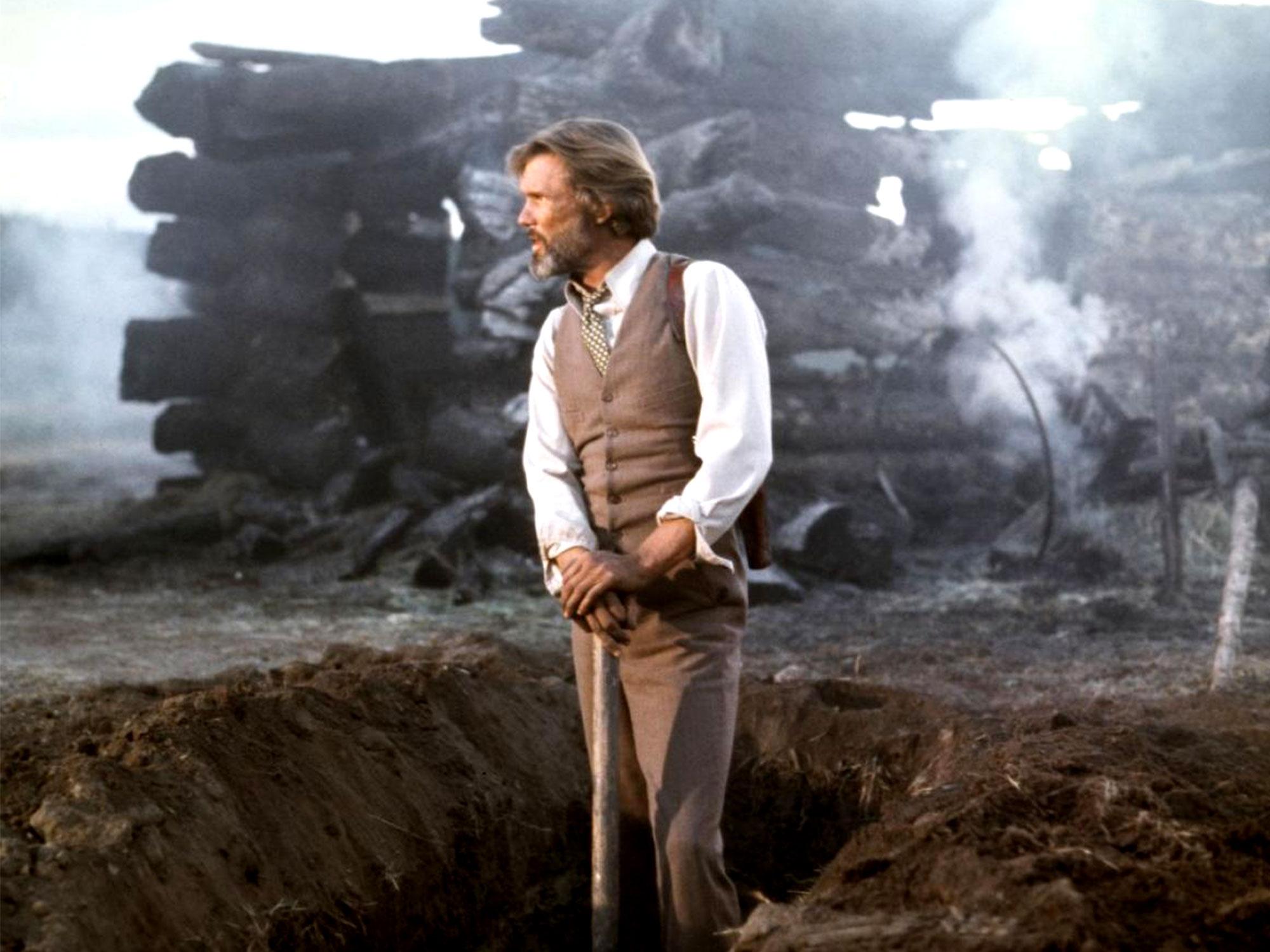 Kris Kristofferson in Heaven's Gate (1980)