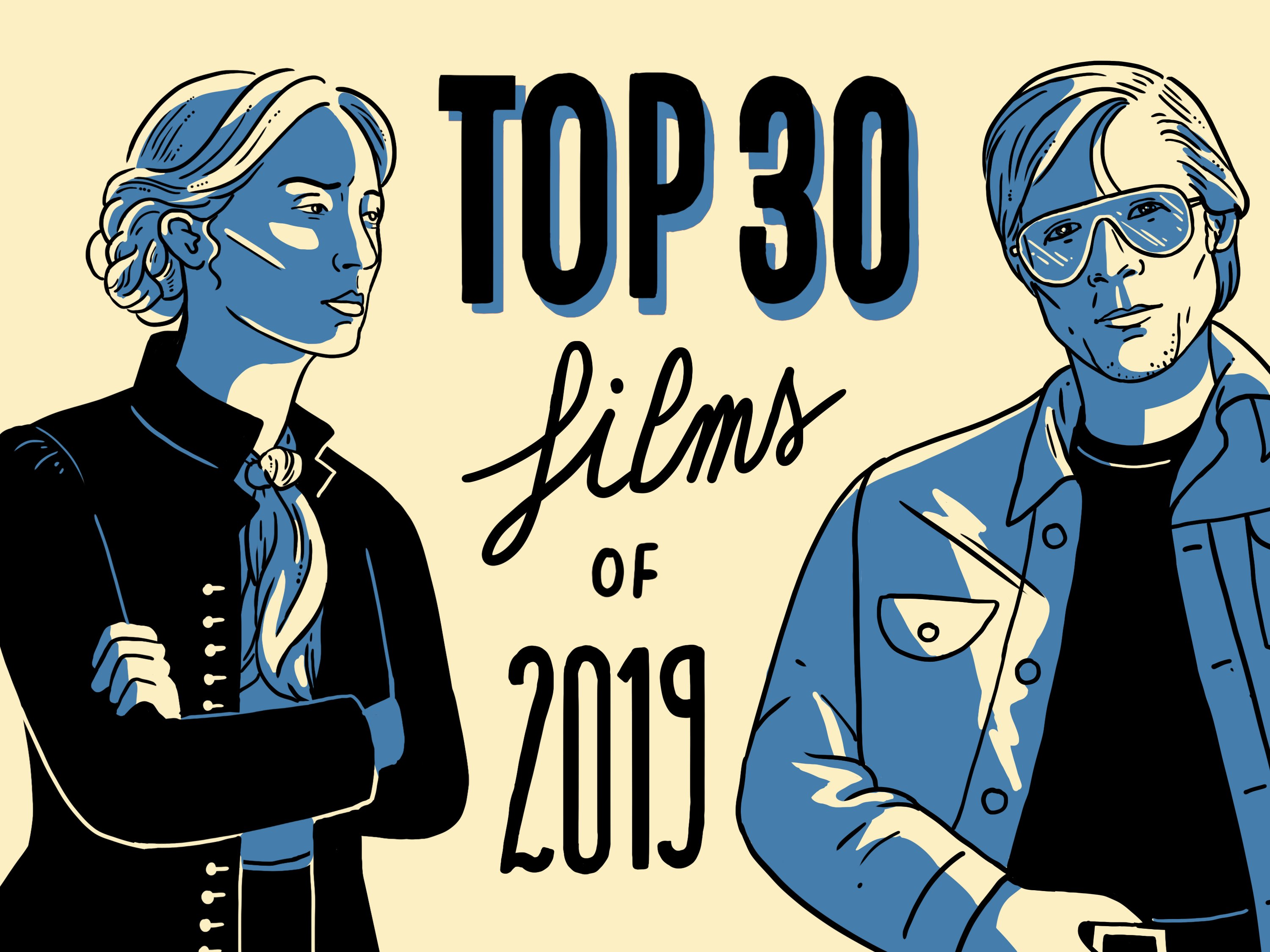 The 30 best films of 2019