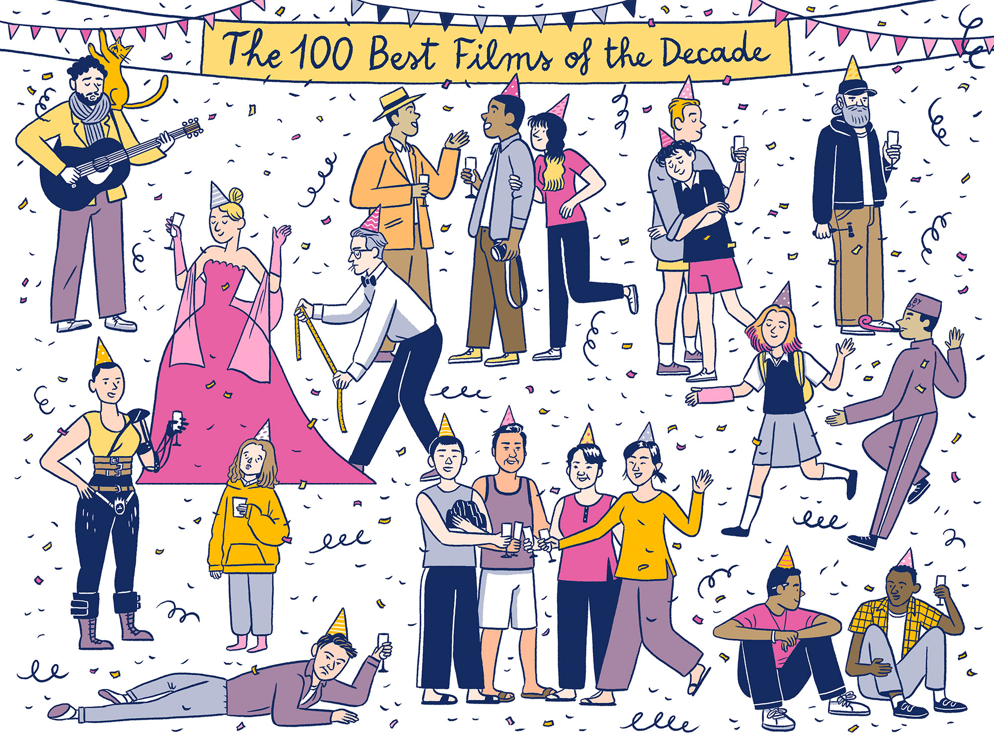 The 100 best films of the decade: 2010-2019