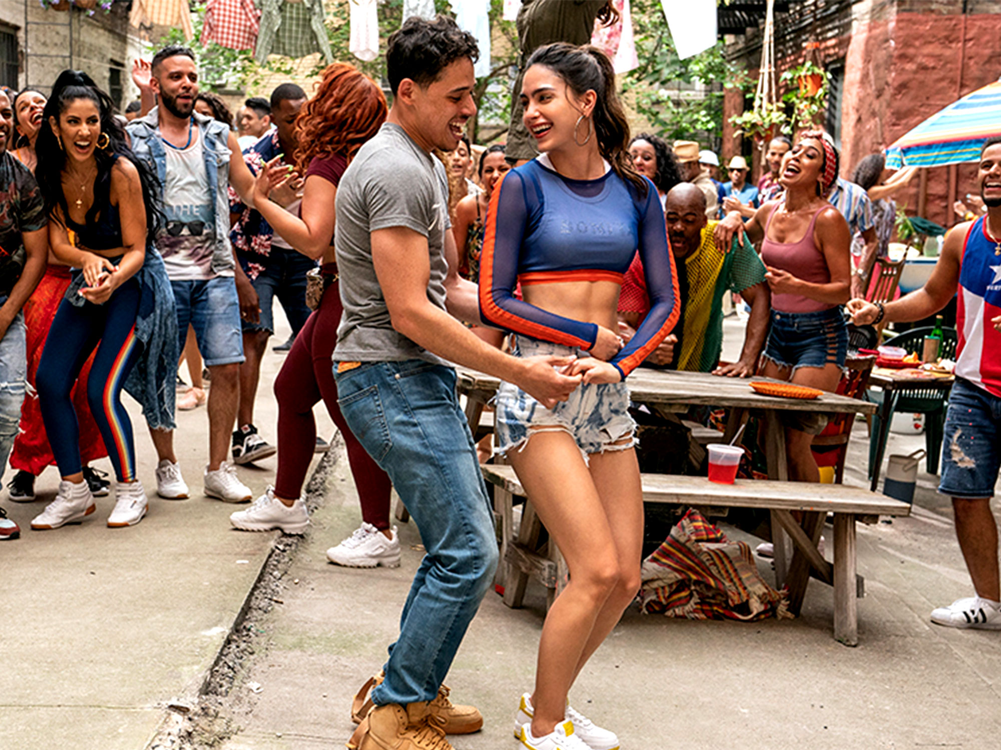 New York comes alive in the first trailer for In The Heights, Wustoo