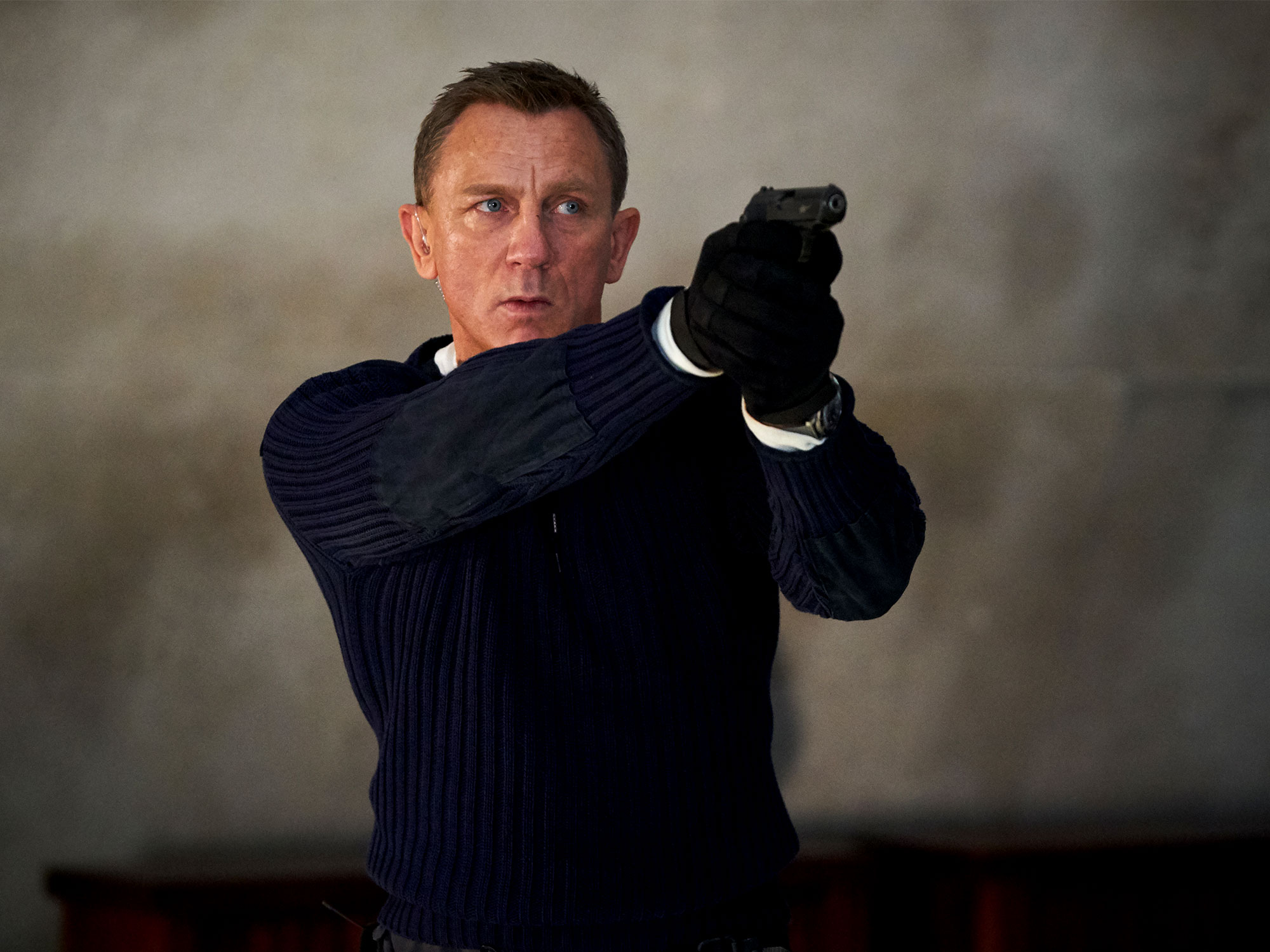 007 returns in the first No Time to ...