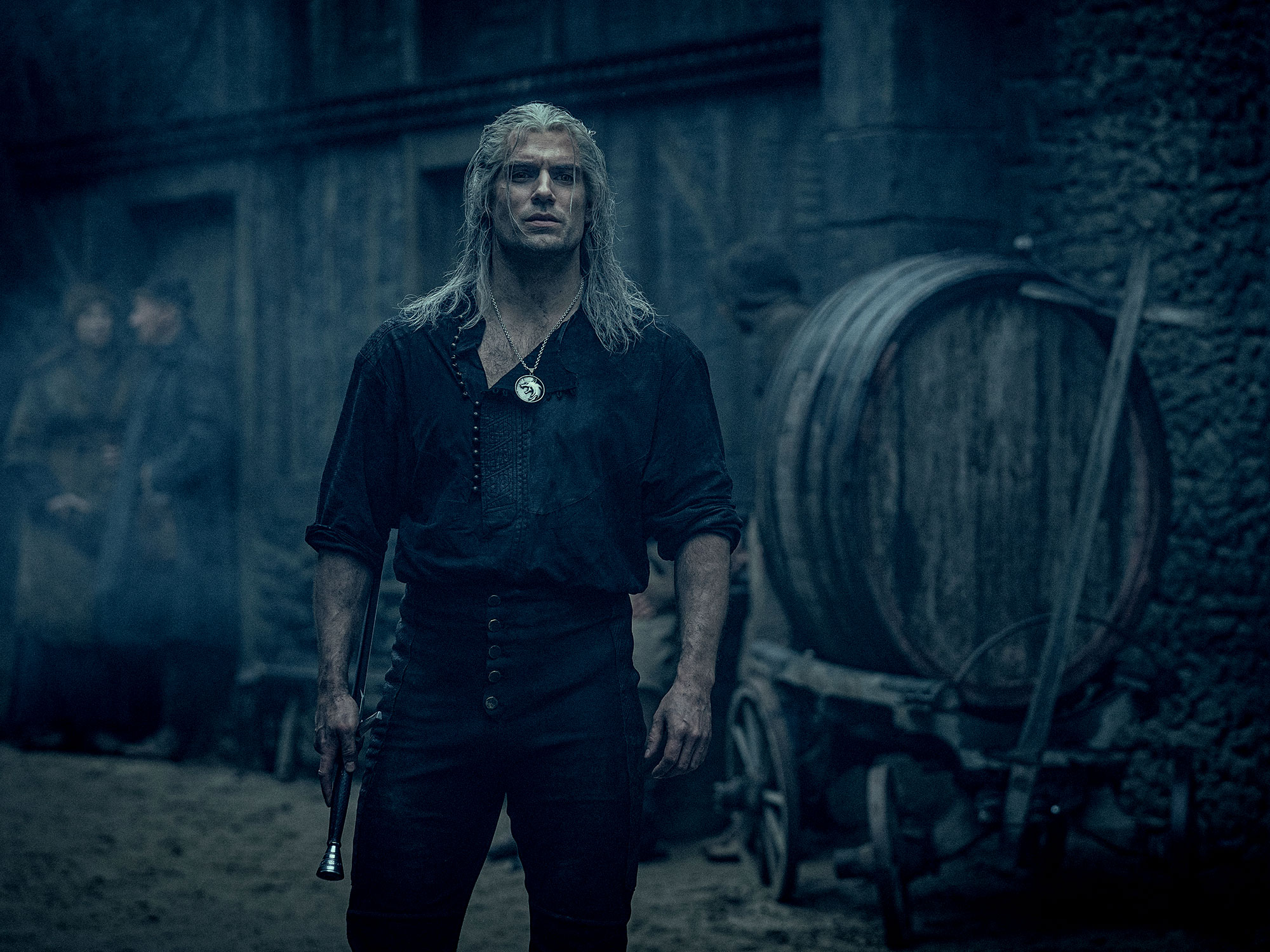 The Witcher review – An entertaining romp ...