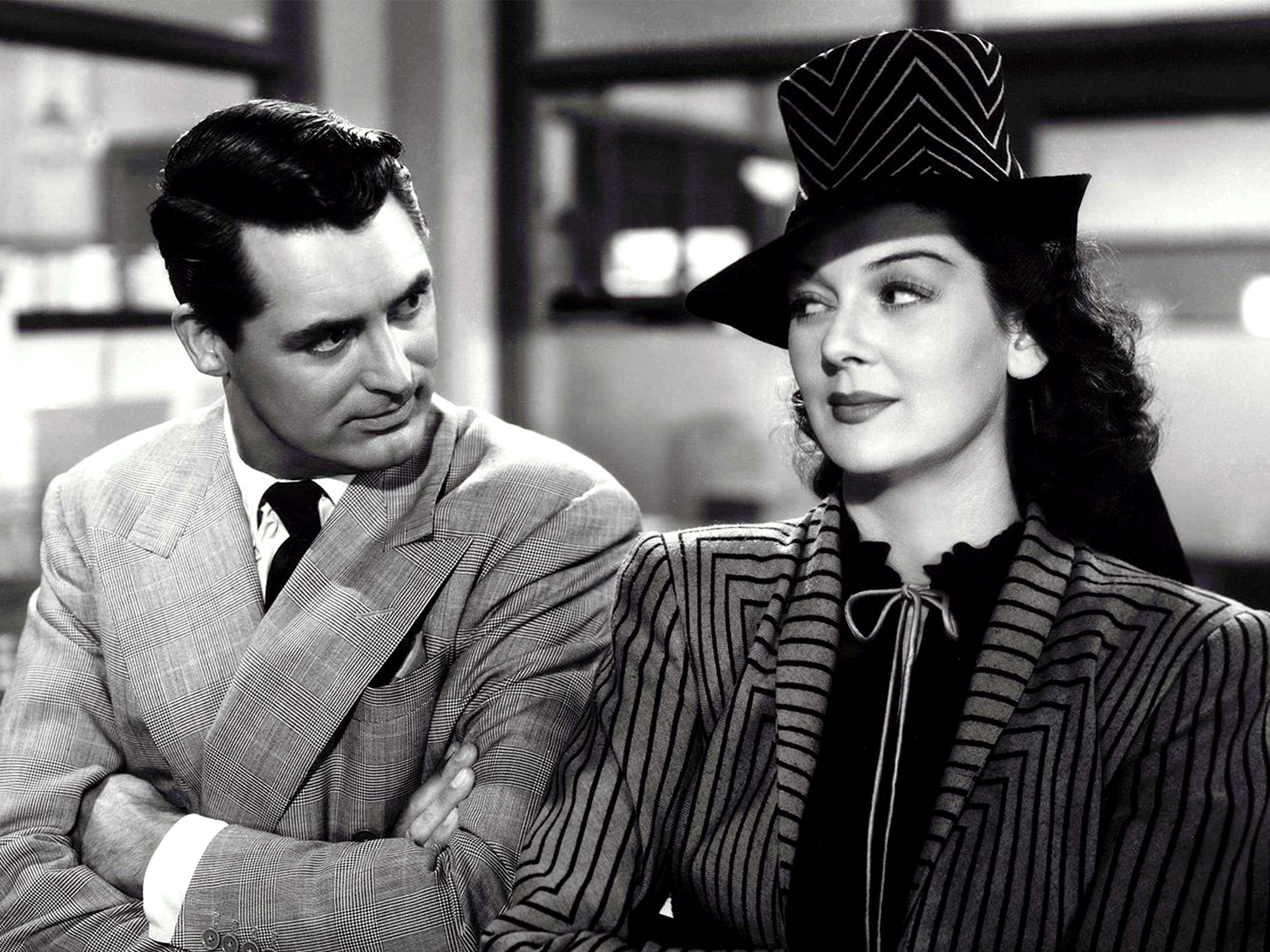 How His Girl Friday redefined the screwball comedy