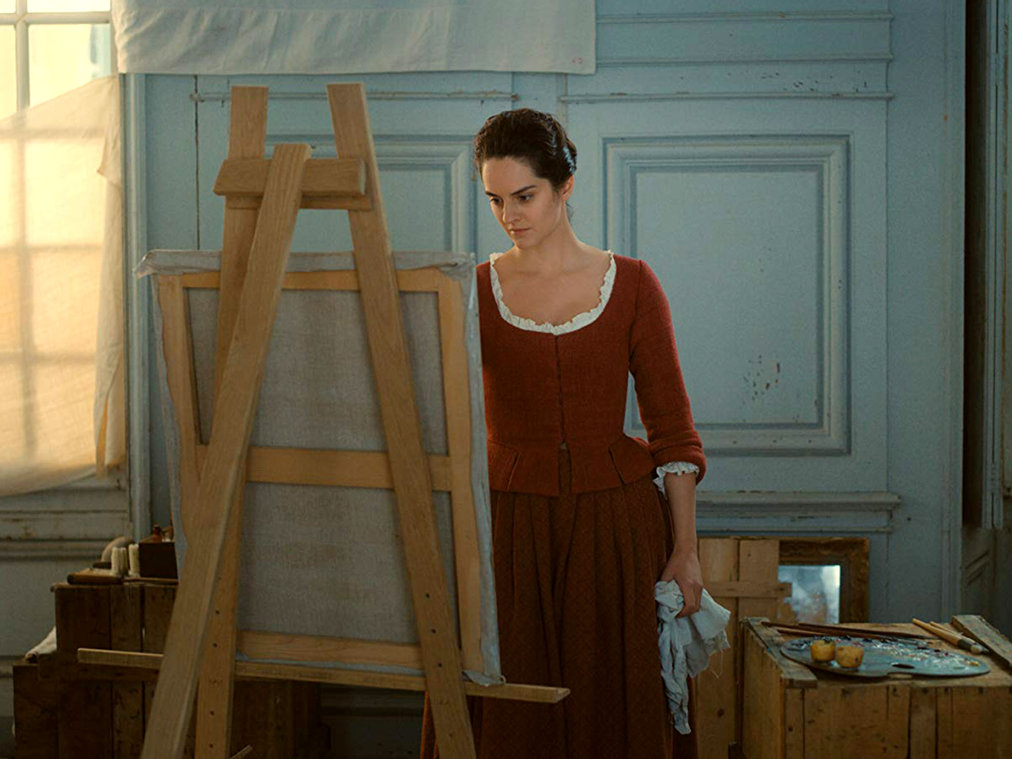 Noémie Merlant in Portrait of a Lady on Fire (2019)