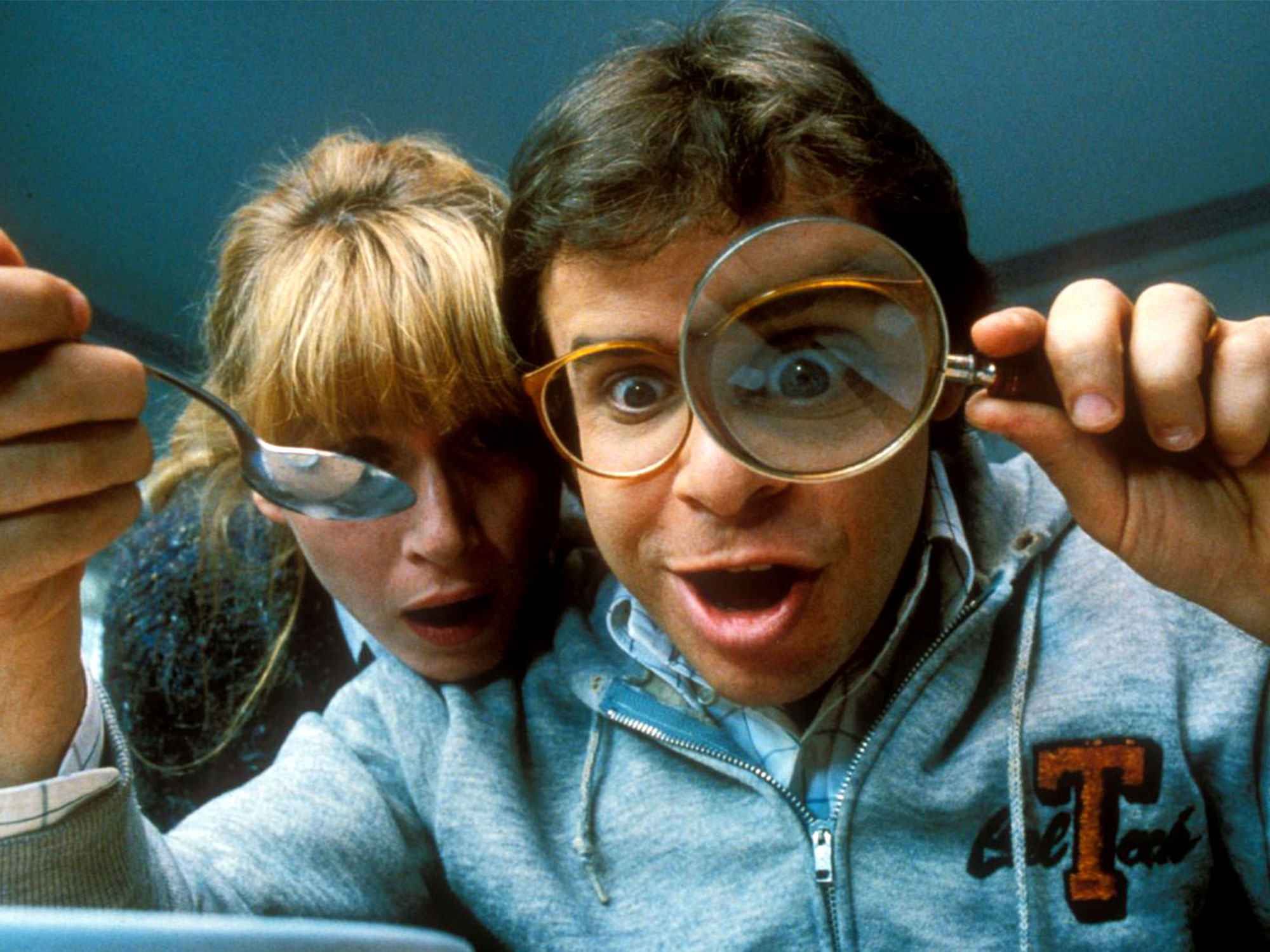 Rick Moranis in Honey, I Shrunk the Kids
