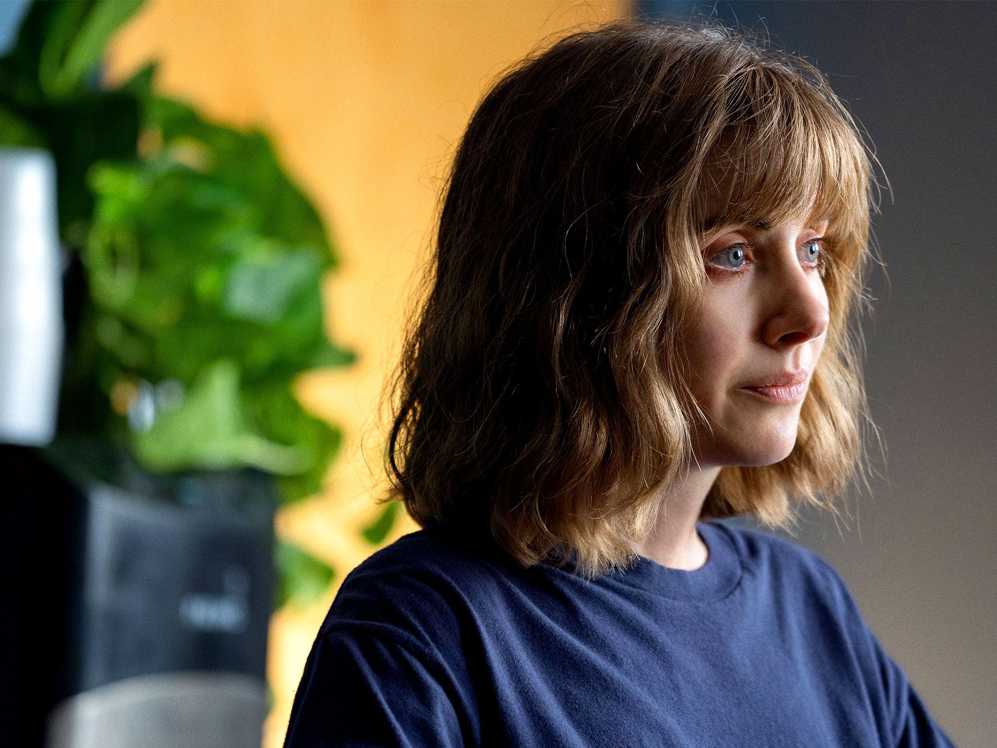 Alison Brie in Horse Girl (2020)