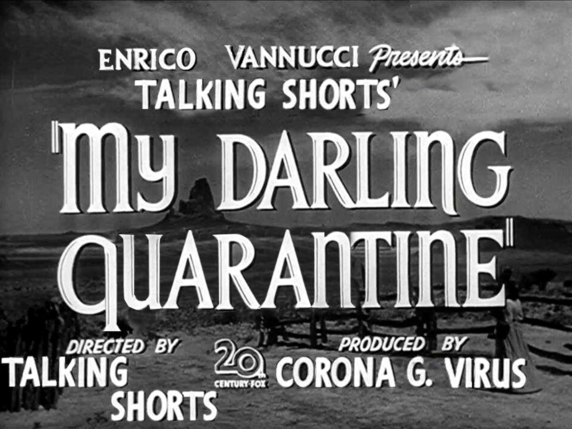 My Darling Quarantine Short Film Festival