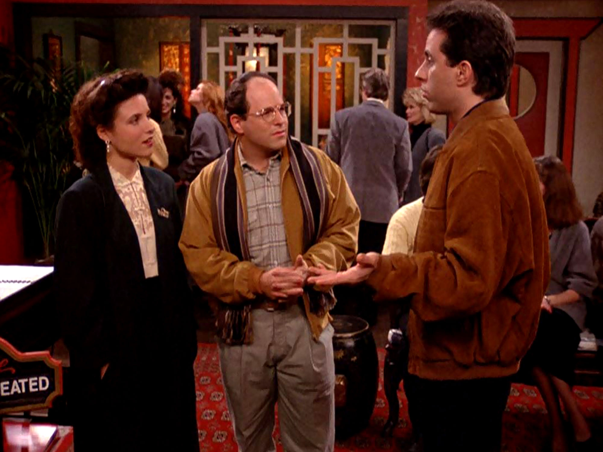 Seinfeld 'The Chinese Restaurant' episode