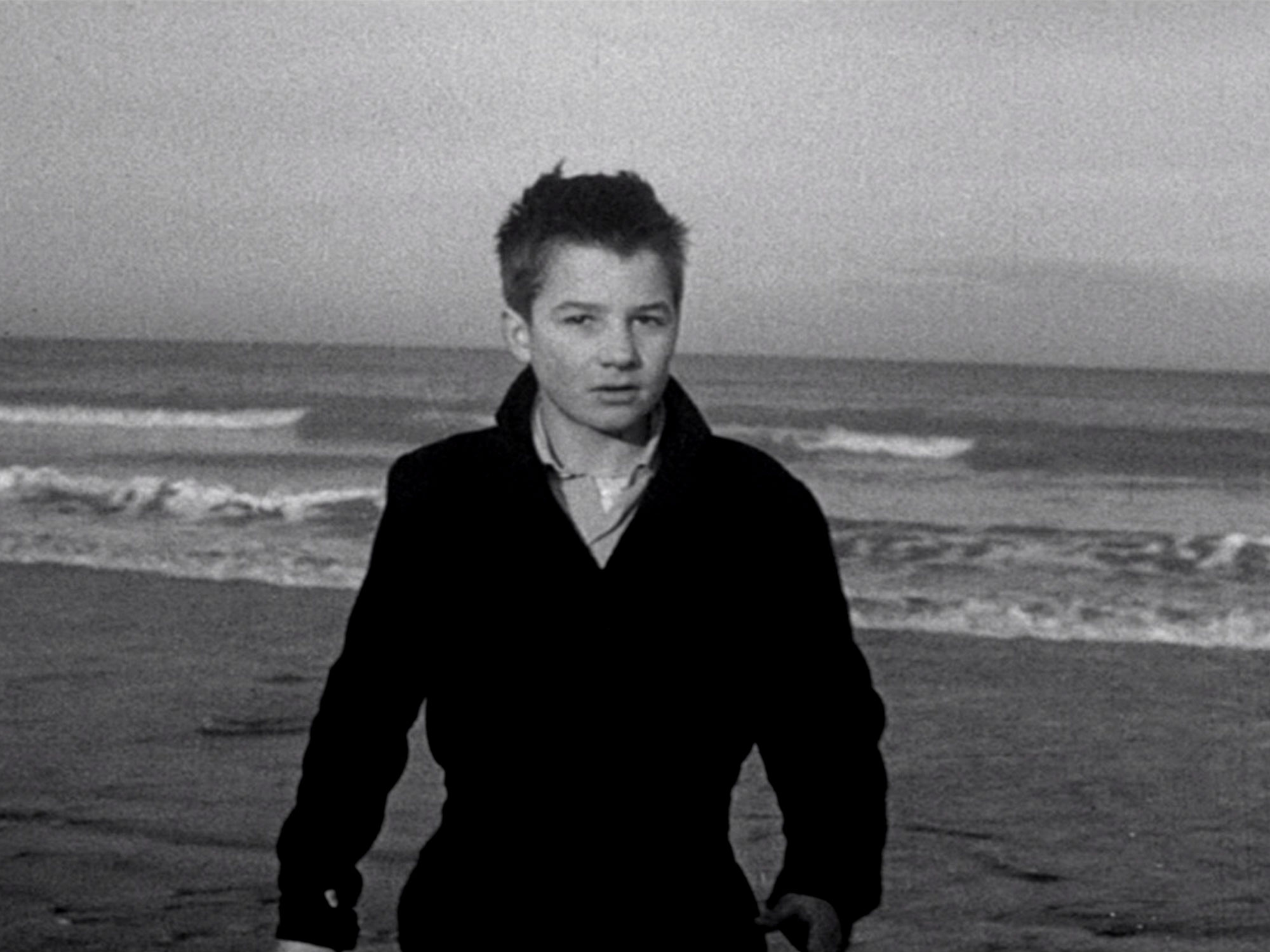 The 400 Blows ending