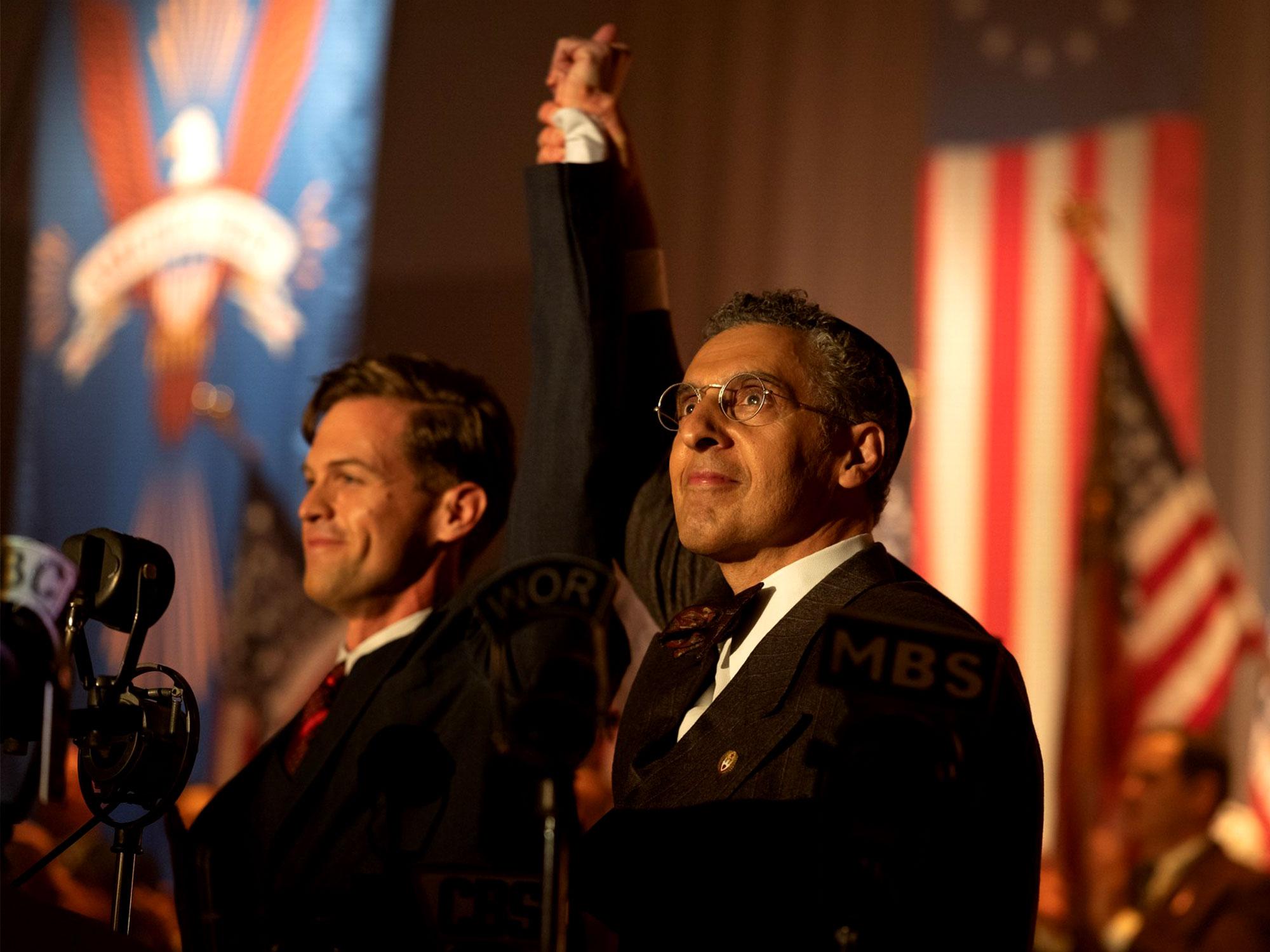 John Turturro in The Plot Against America