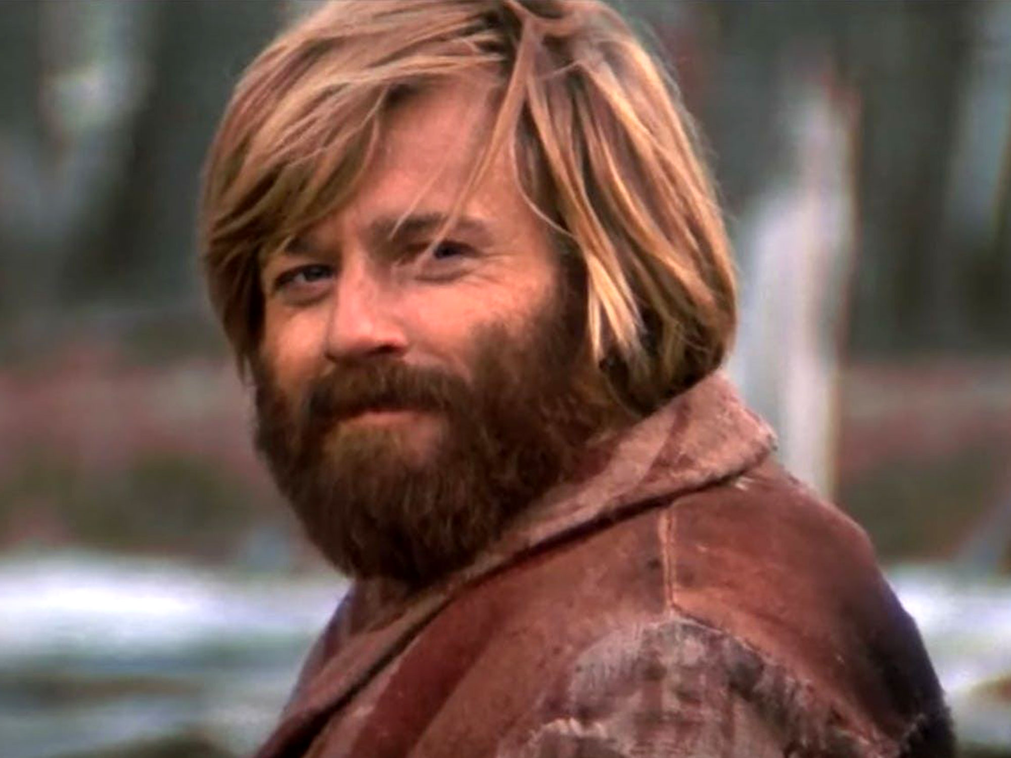 Robert Redford in Jeremiah Johnson (1972)