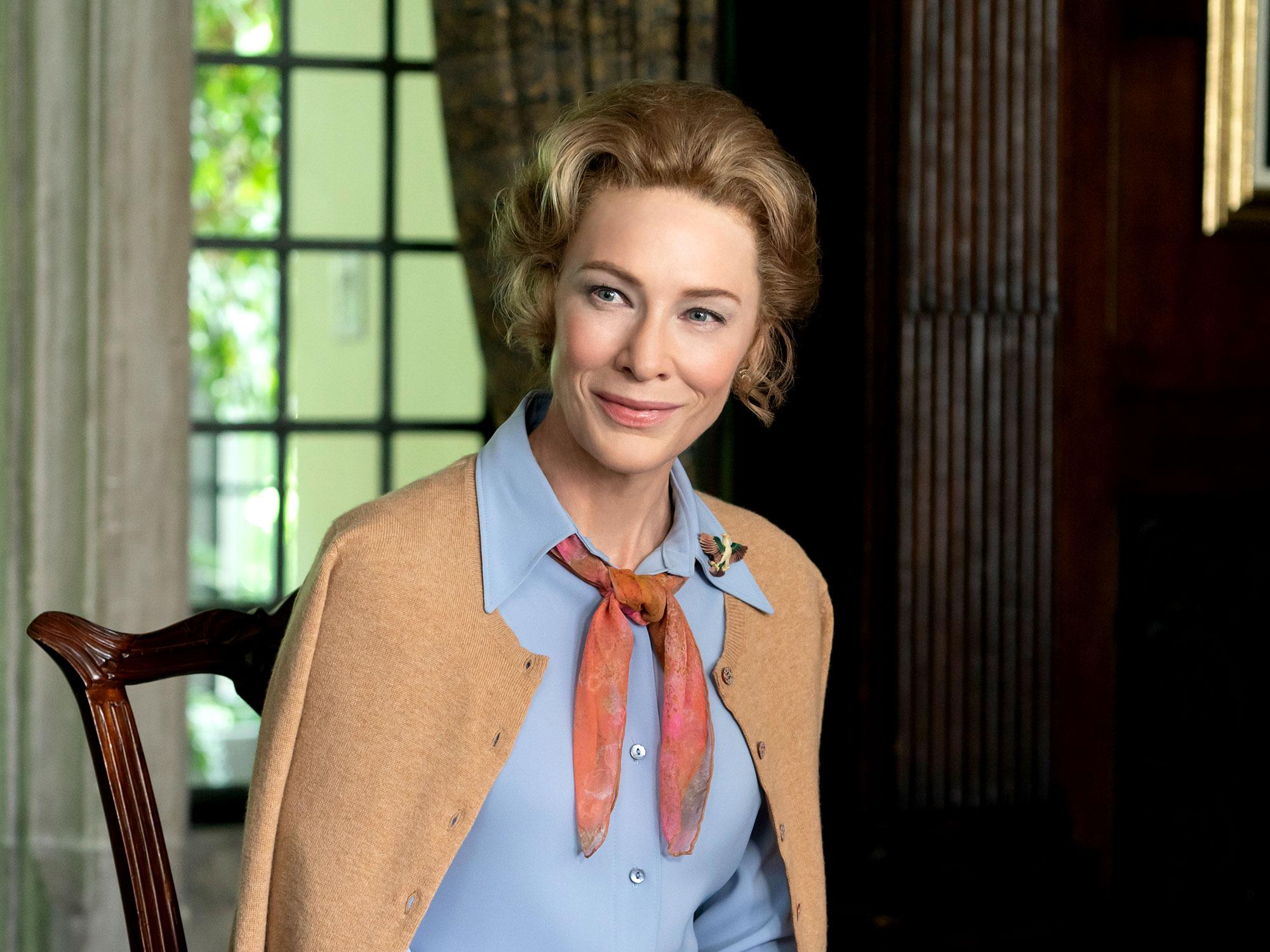 Cate Blanchett in Mrs America (2020)
