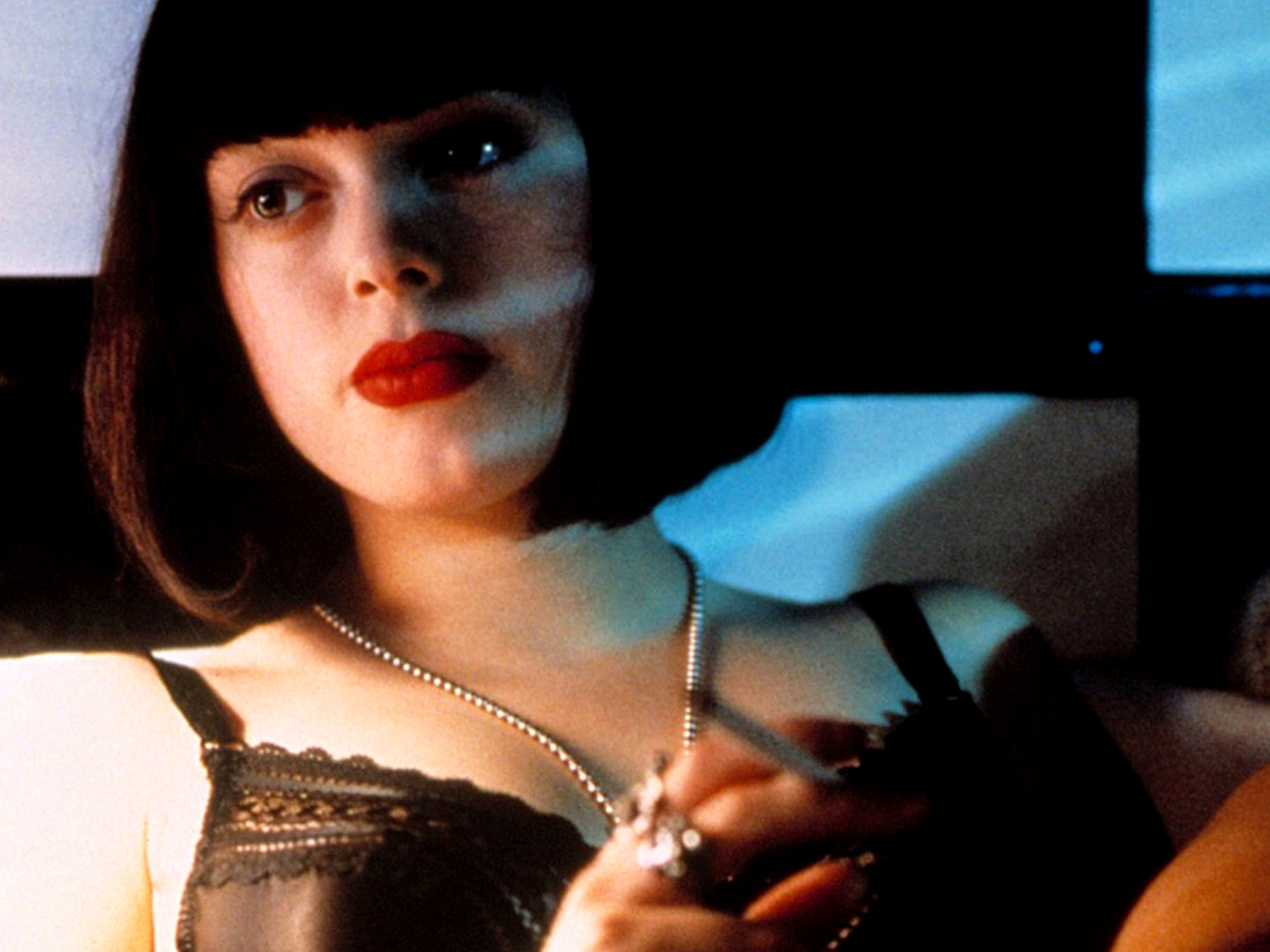 Rose McGowan in The Doom Generation (1995)