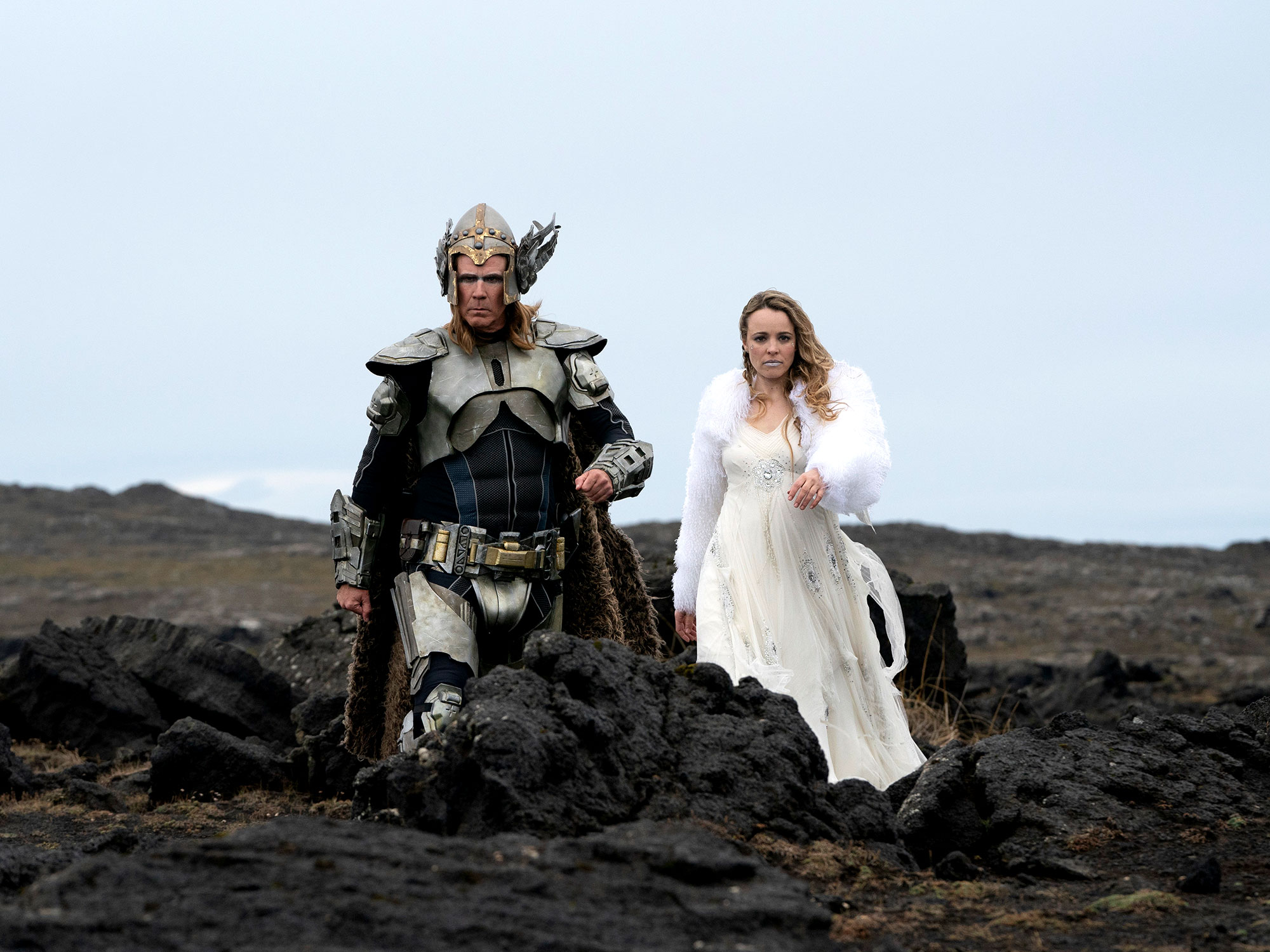 Will Ferrell and Rachel McAdams in Eurovision Song Contest: The Story of Fire Saga (2020)
