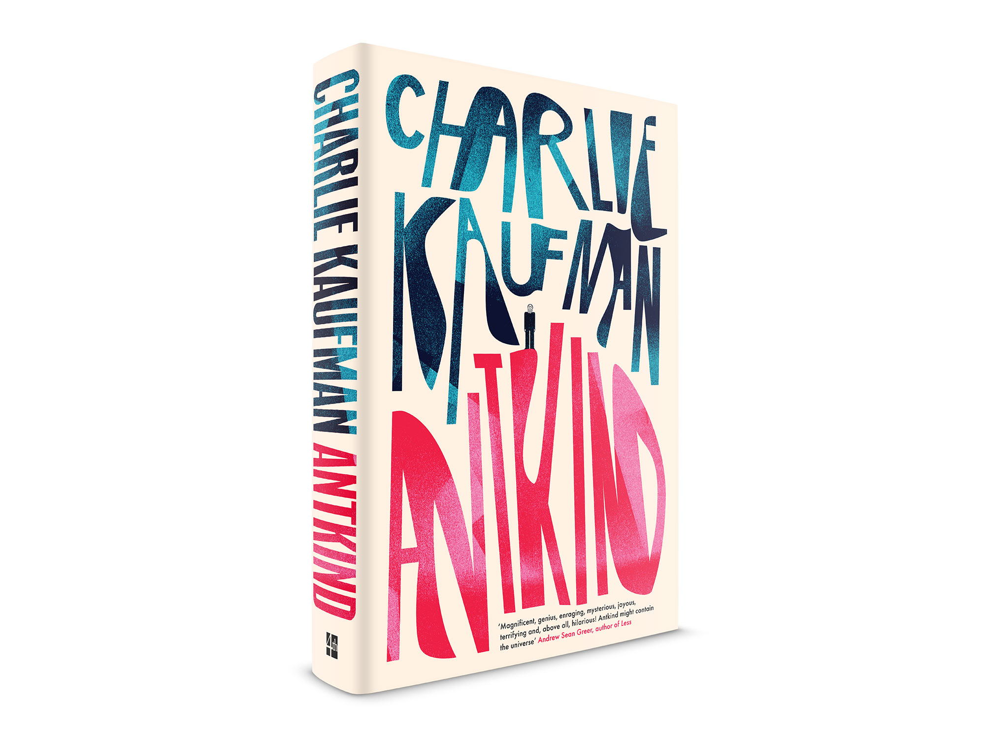 Antkind novel by Charlie Kaufman
