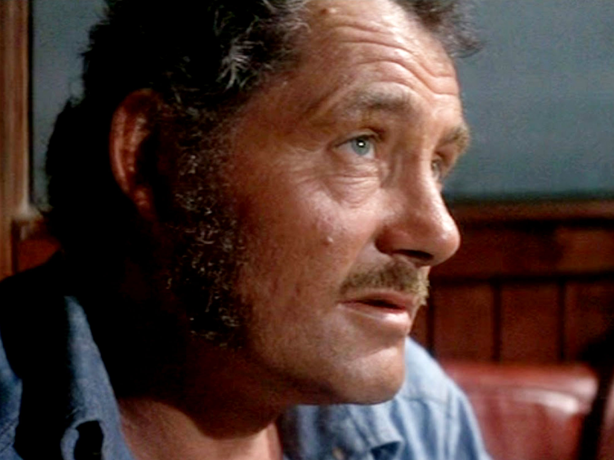 Quint in Jaws (1975)
