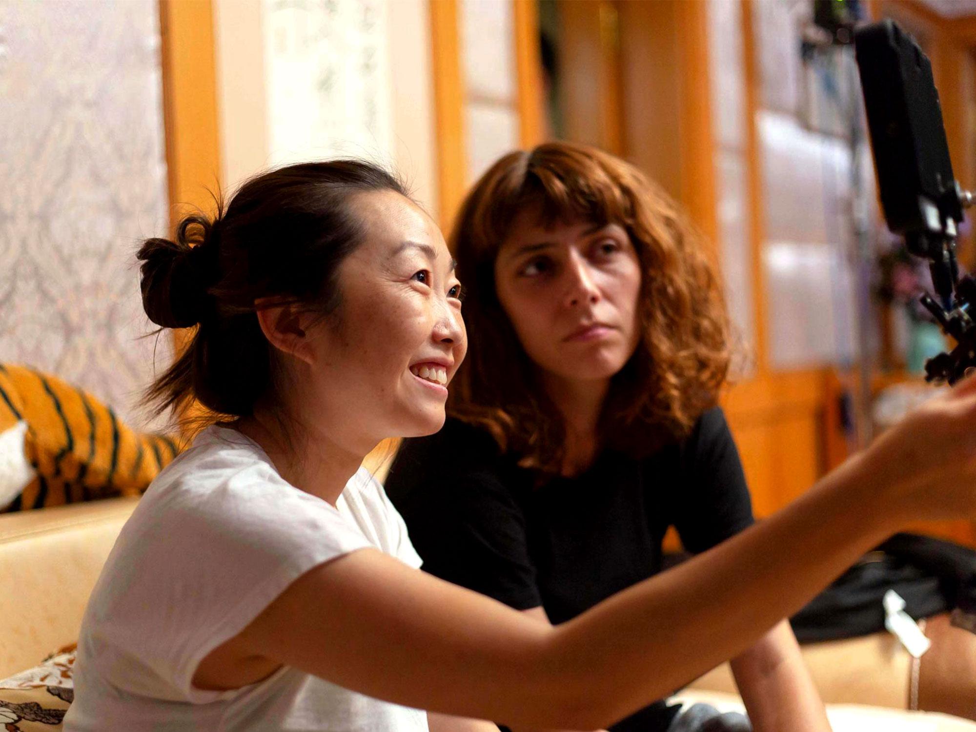 Lulu Wang is remaking a Hirokazu Koreeda drama for her next feature