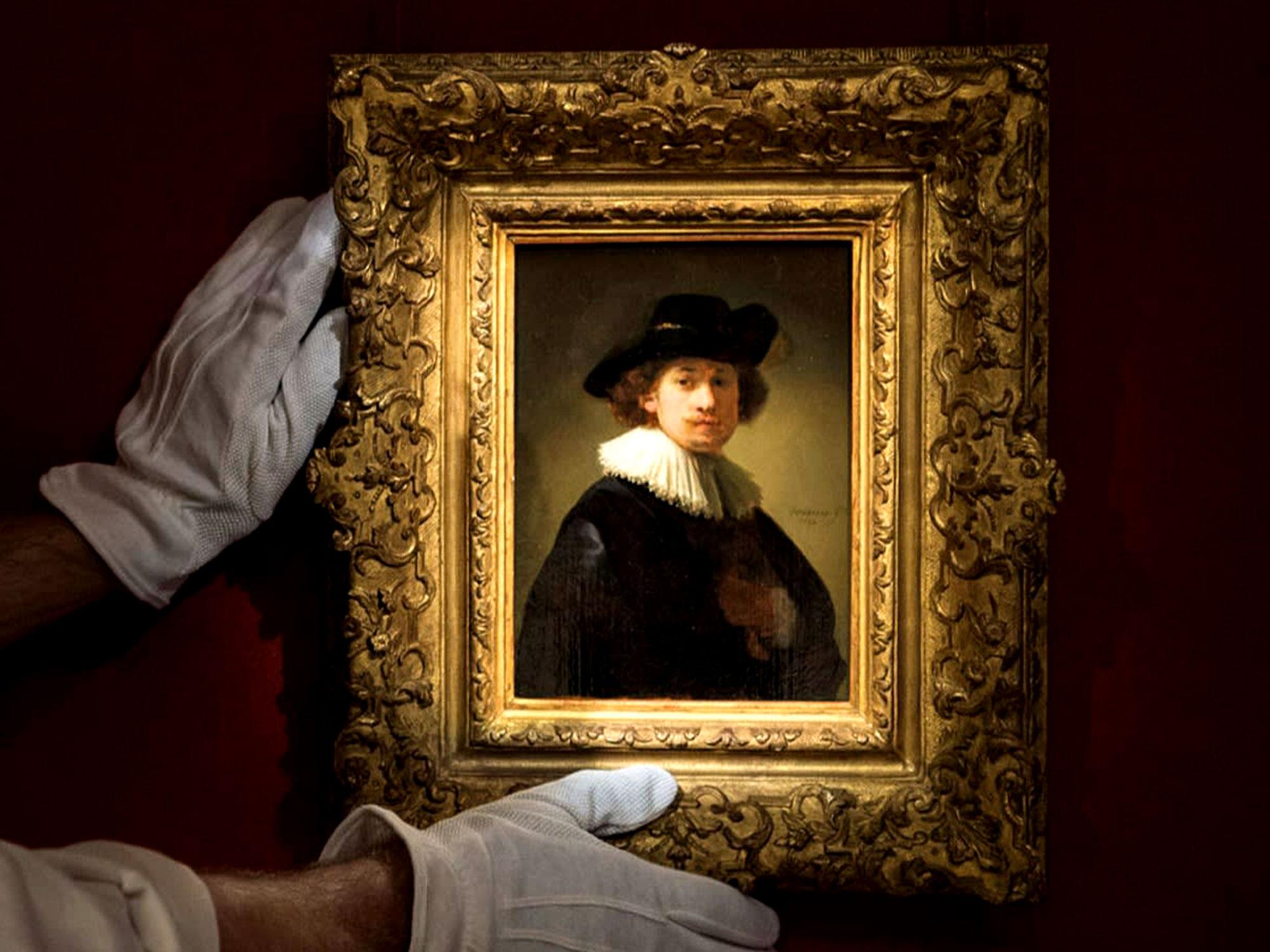 My Rembrandt (2019)