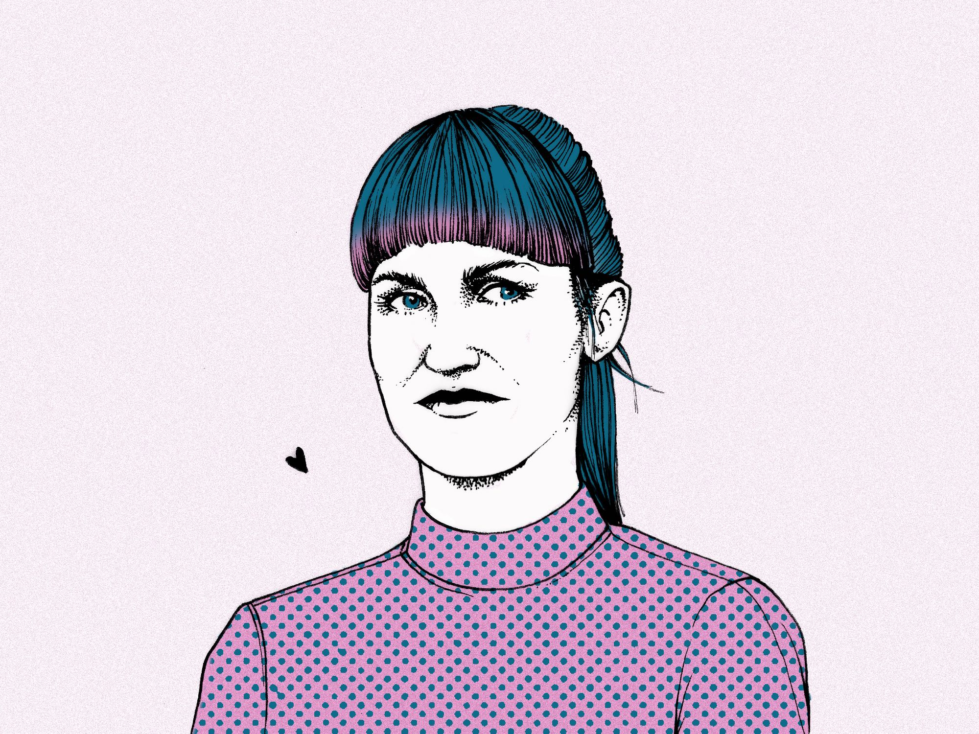 Shannon Murphy illustration by Sophie Mo