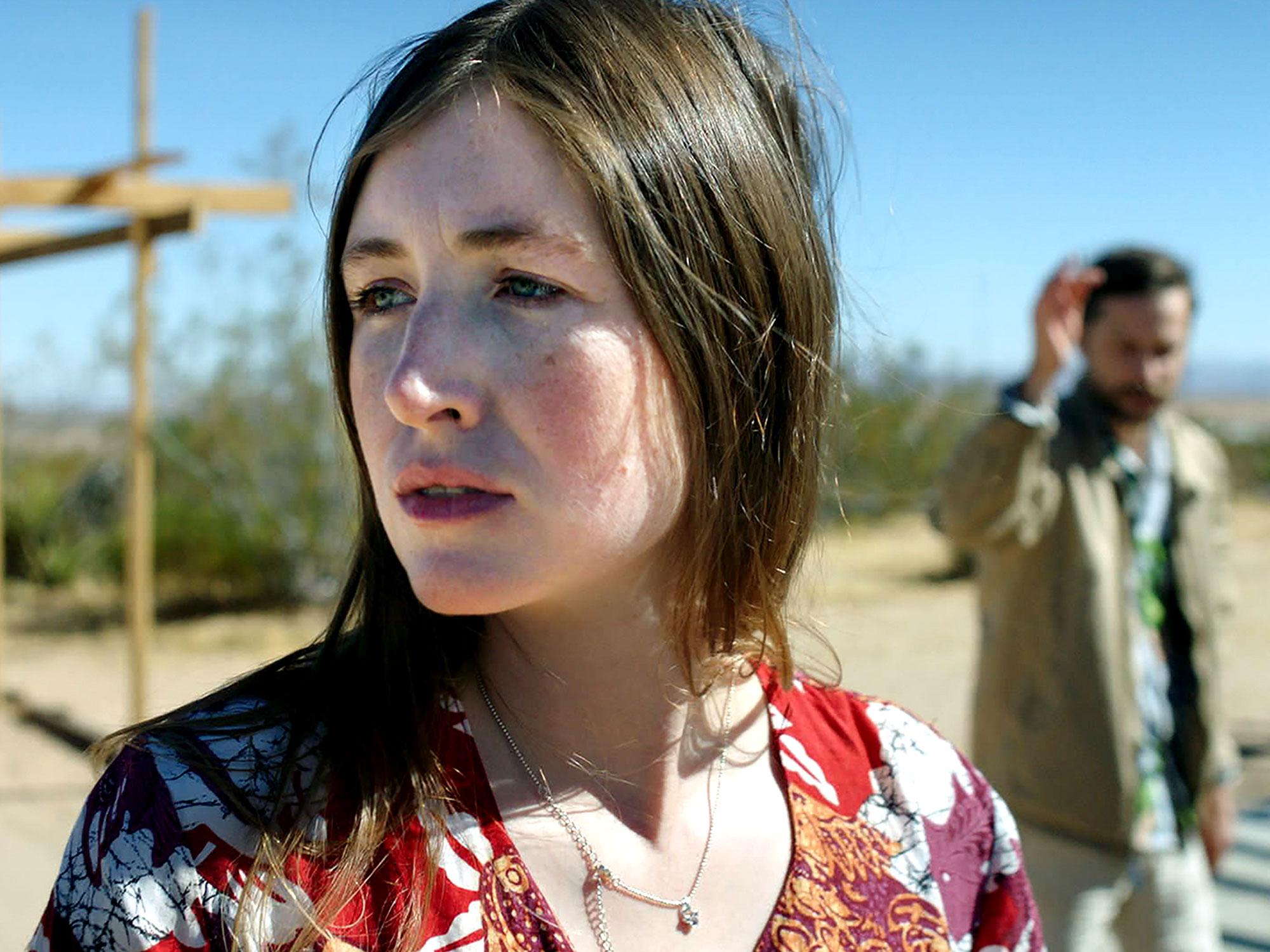 Kate Lyn Sheil in She Dies Tomorrow (2020)