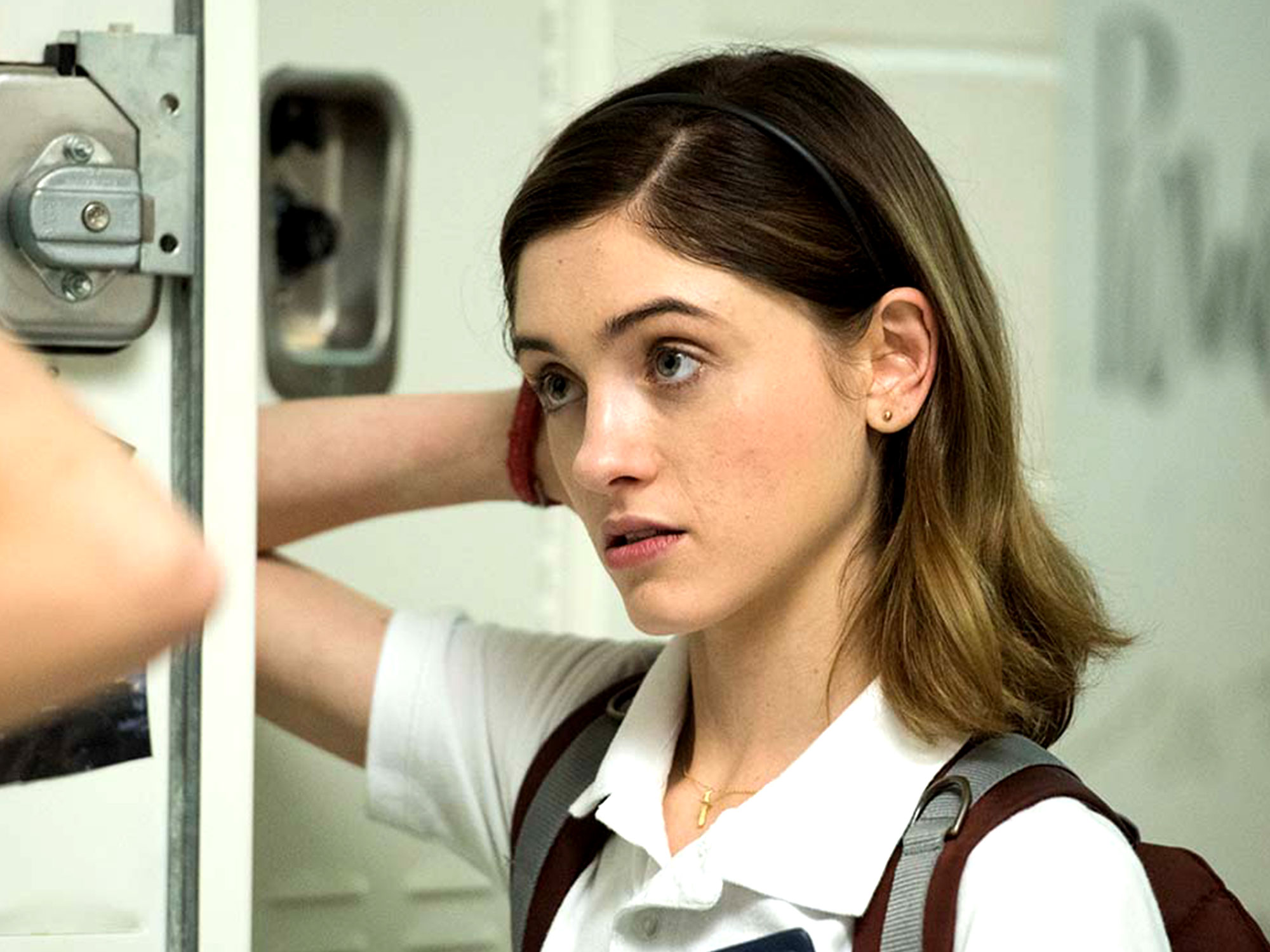 Natalia Dyer in Yes, God, Yes (2020)