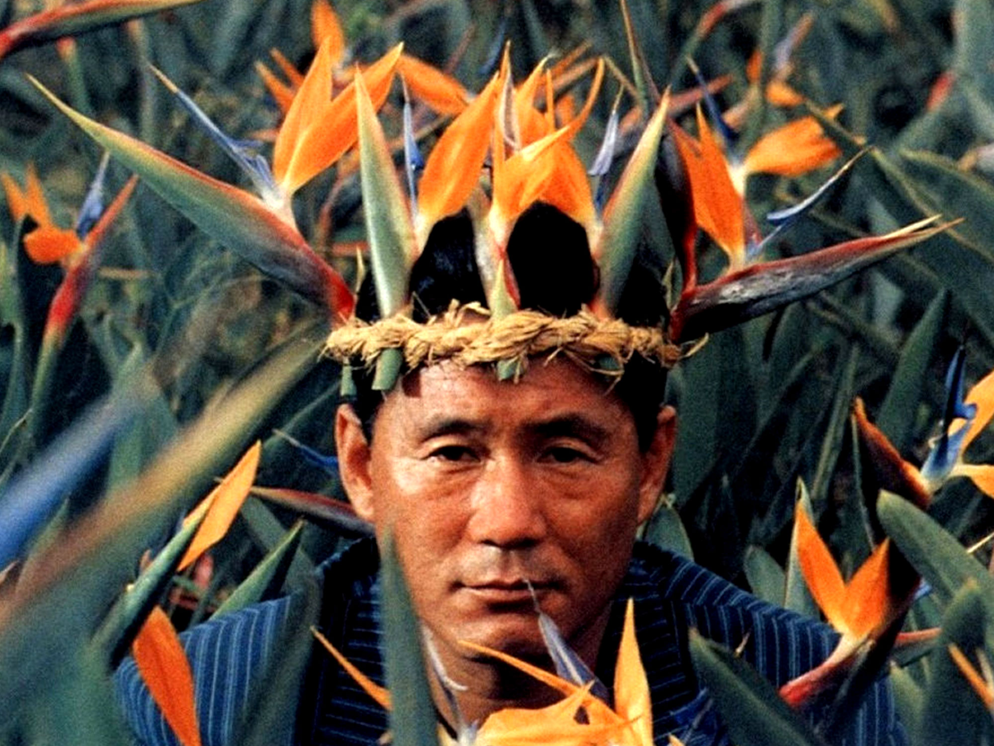 Takeshi Kitano in Boiling Point (1990)
