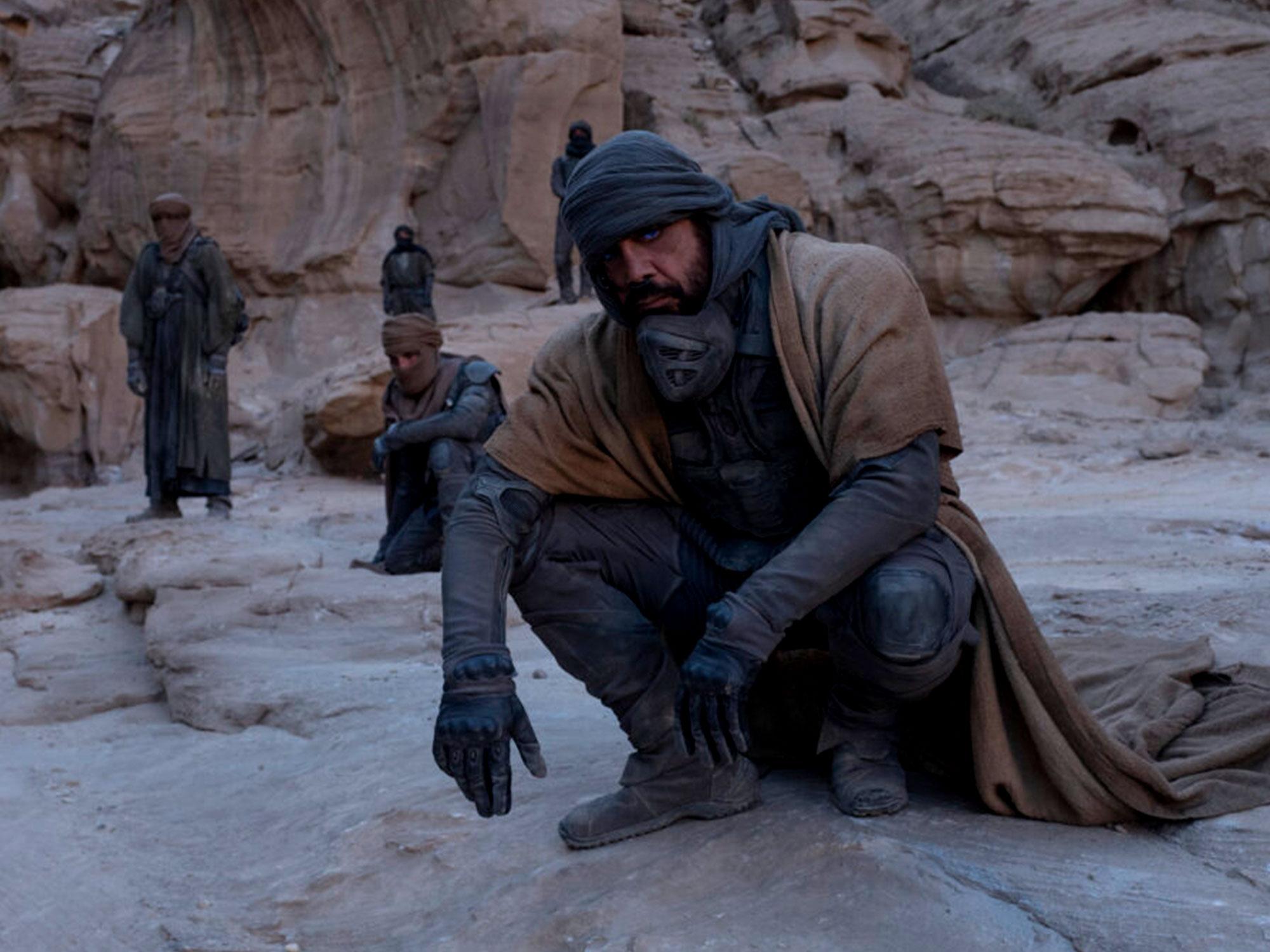 Javier Bardem in Dune (2020)