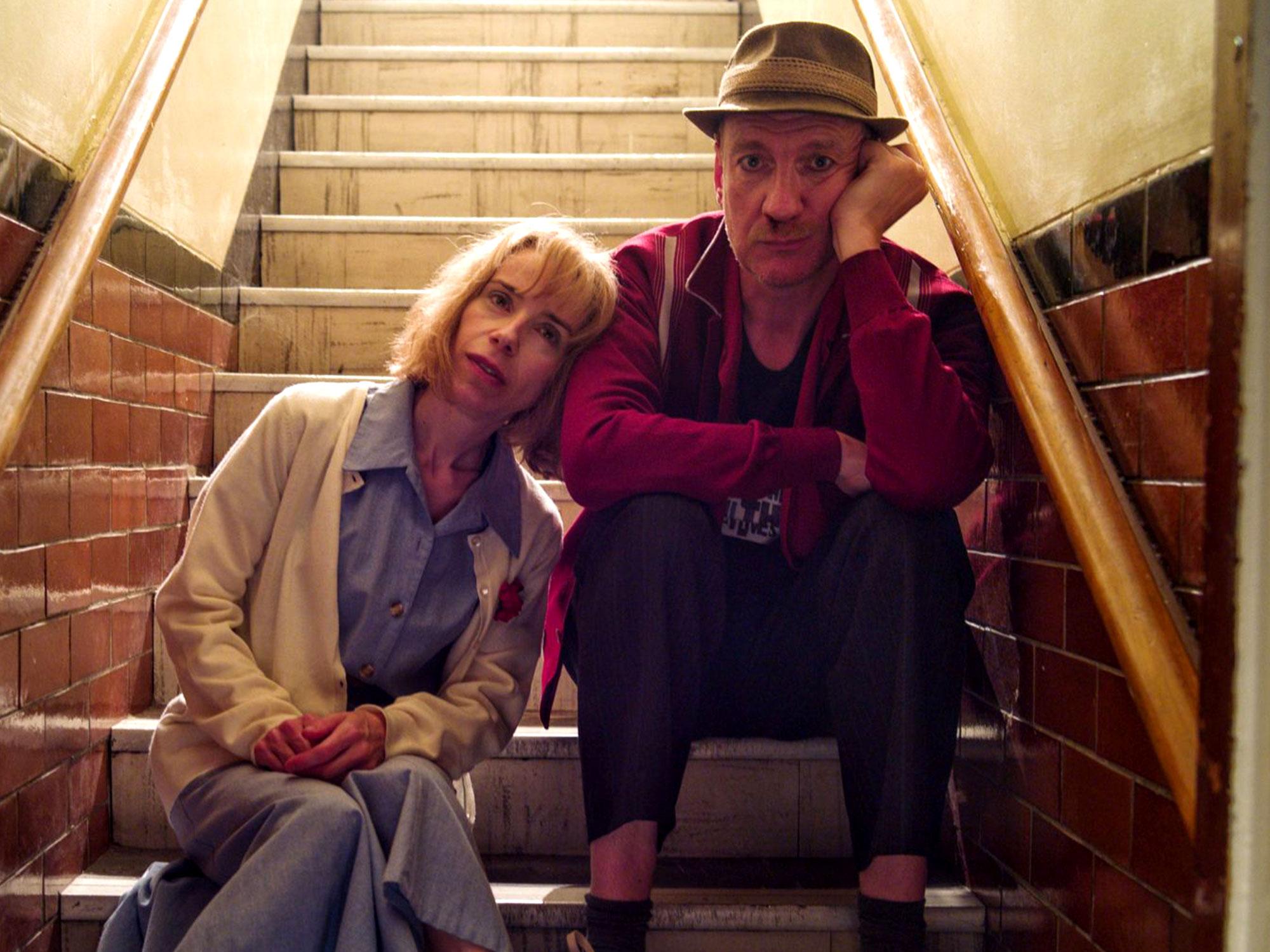 Sally Hawkins and David Thewlis in Eternal Beauty (2019)