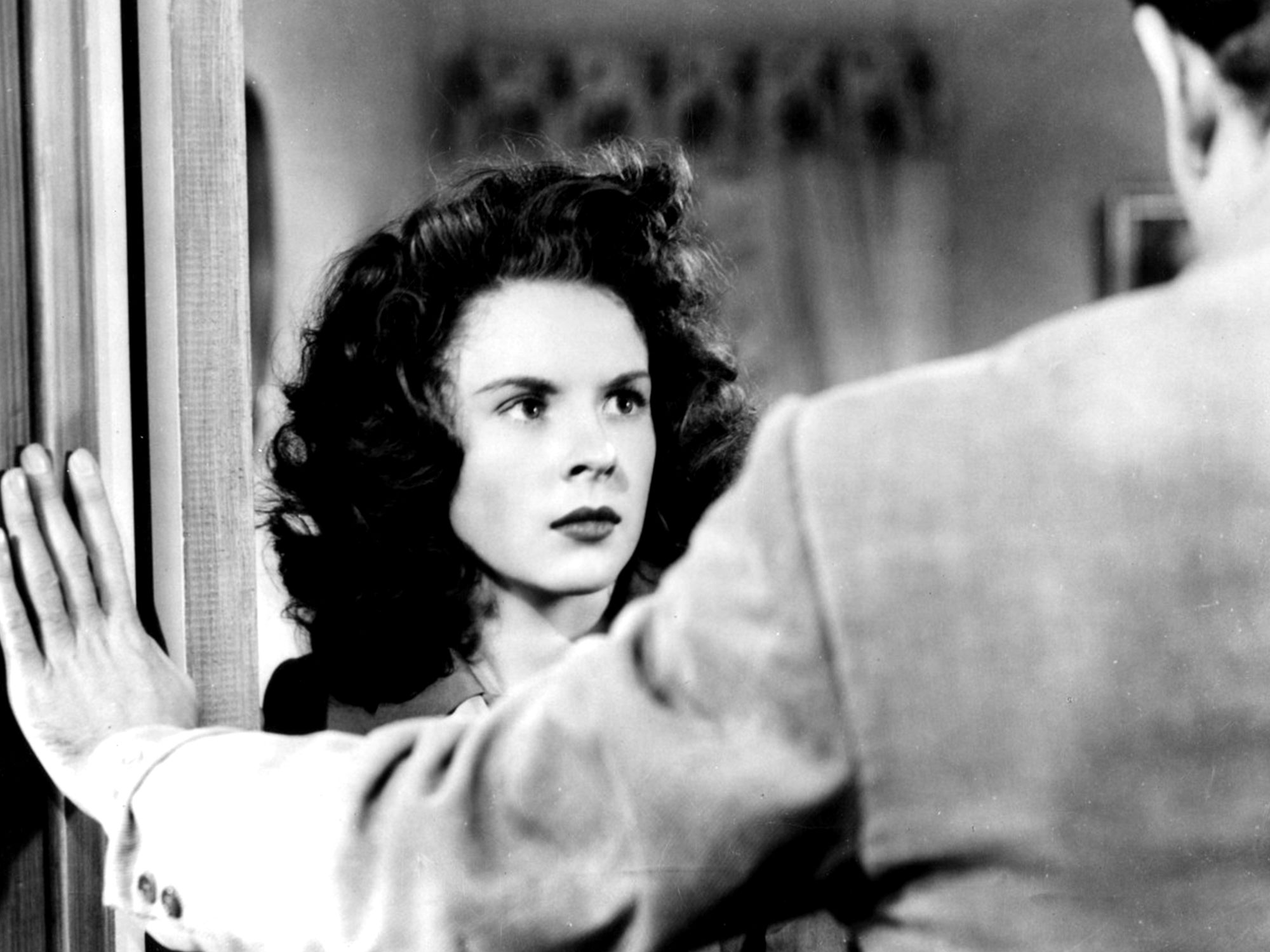 Mala Powers in Outrage (1950)
