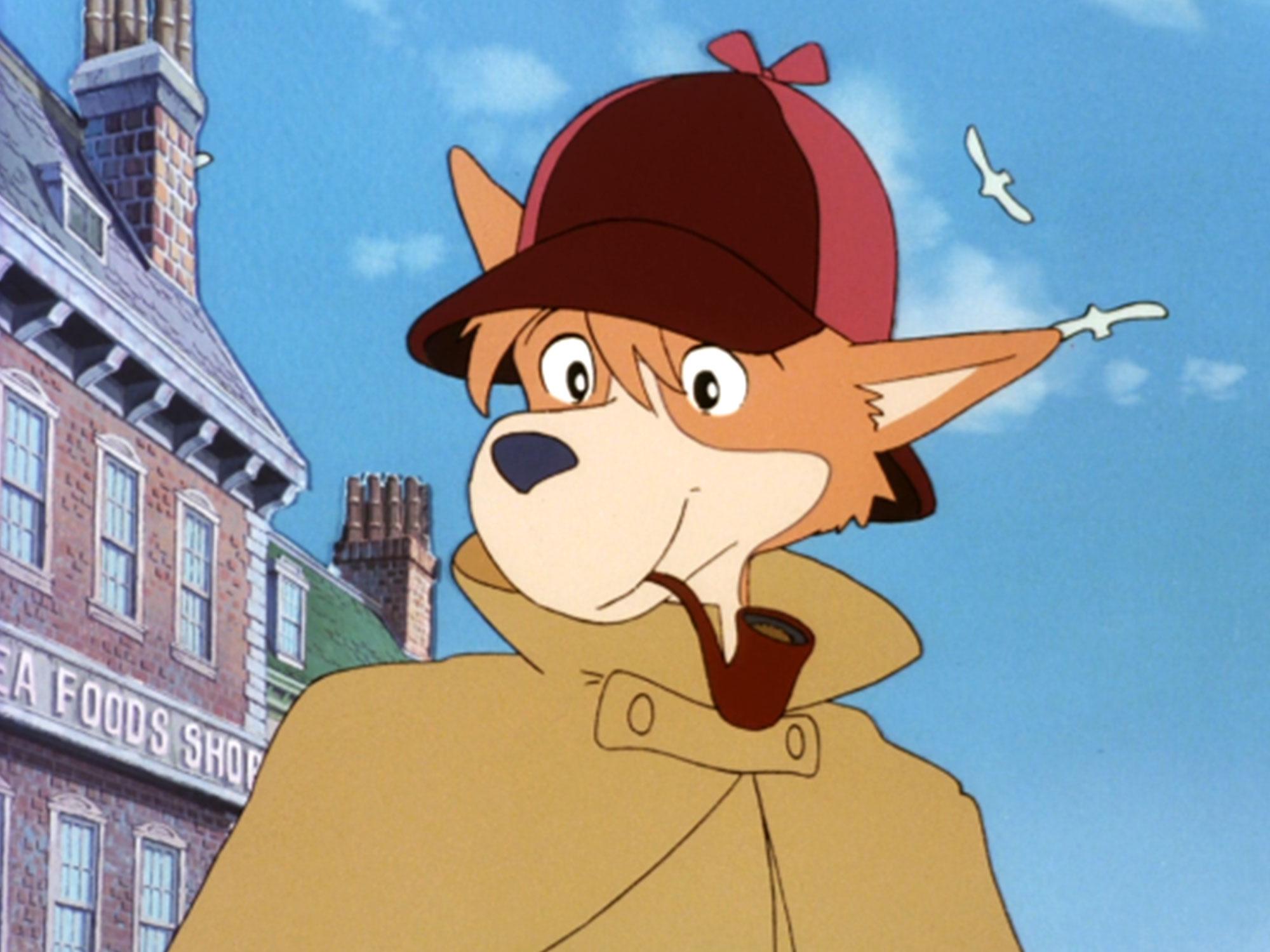 Sherlock Hound (1984)