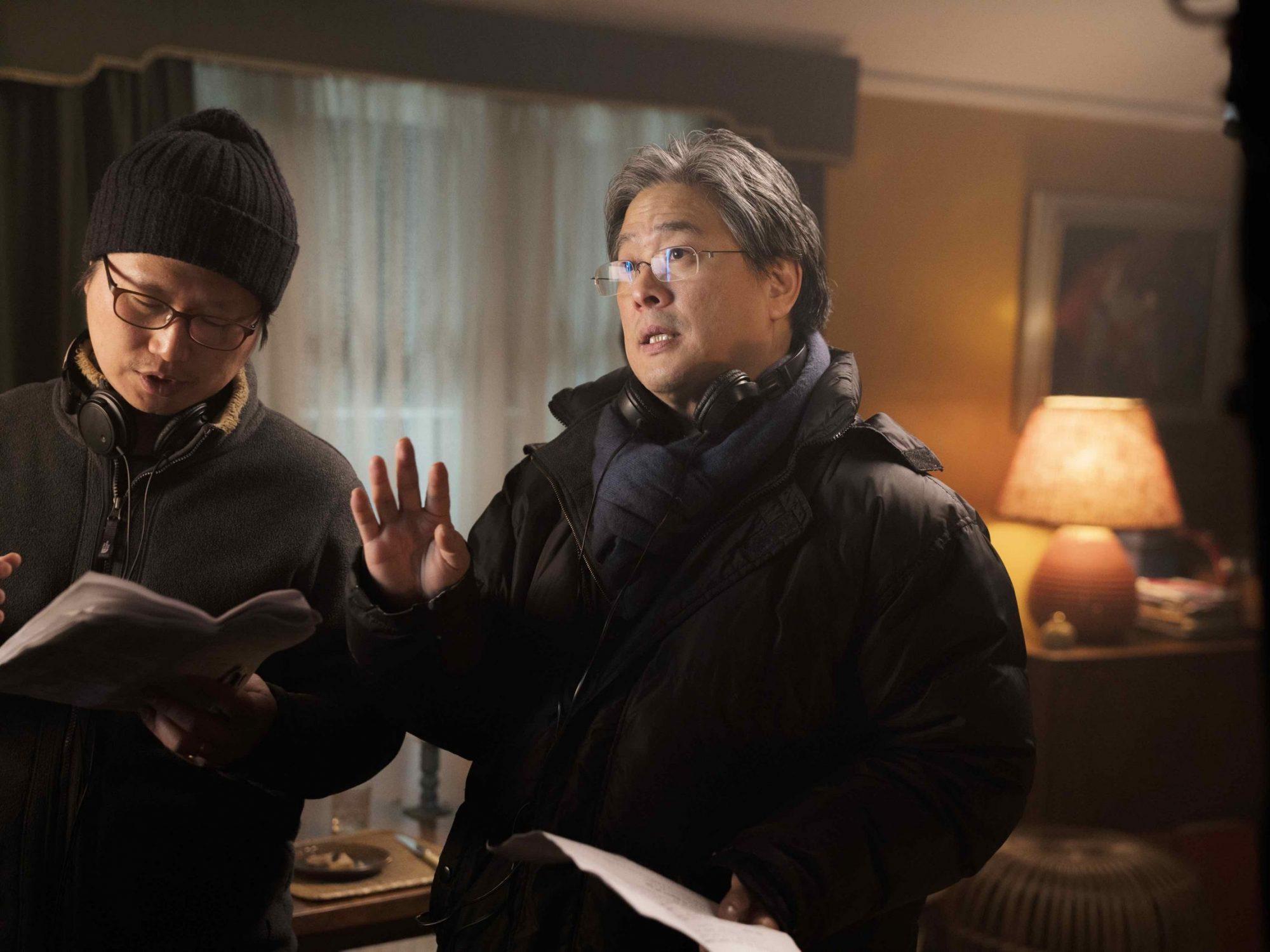 Park Chan-wook has begun work on his next film, a romantic murder mystery