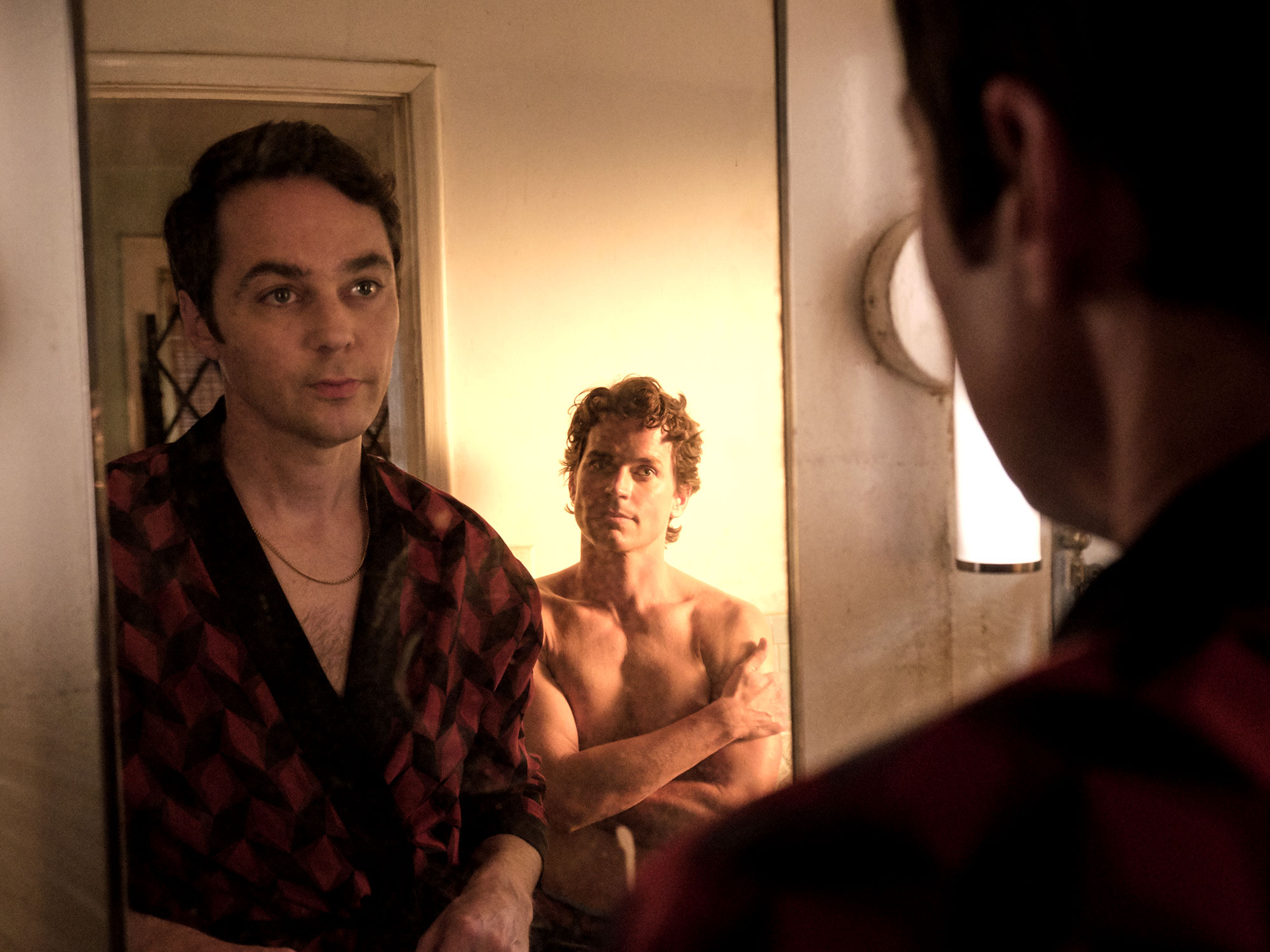 Jim Parsons in The Boys in the Band (2020)
