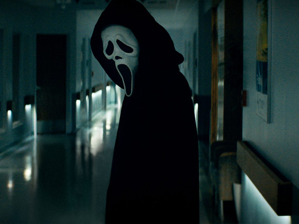 Ghostface has a new game for a new generation in the Scream trailer